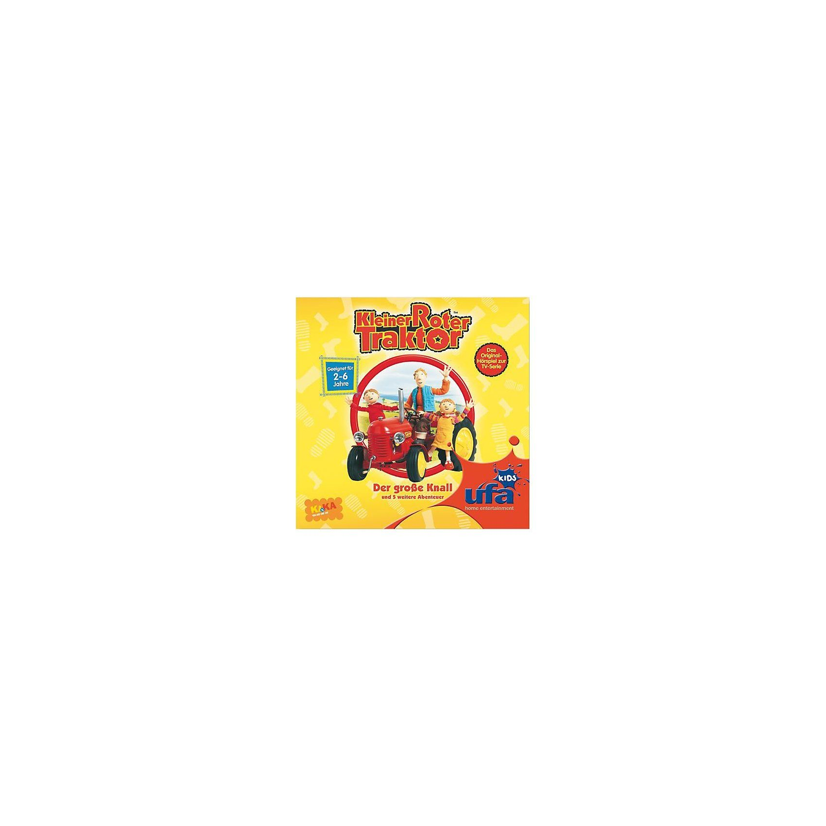 Sony CD Kleiner Roter Traktor 01