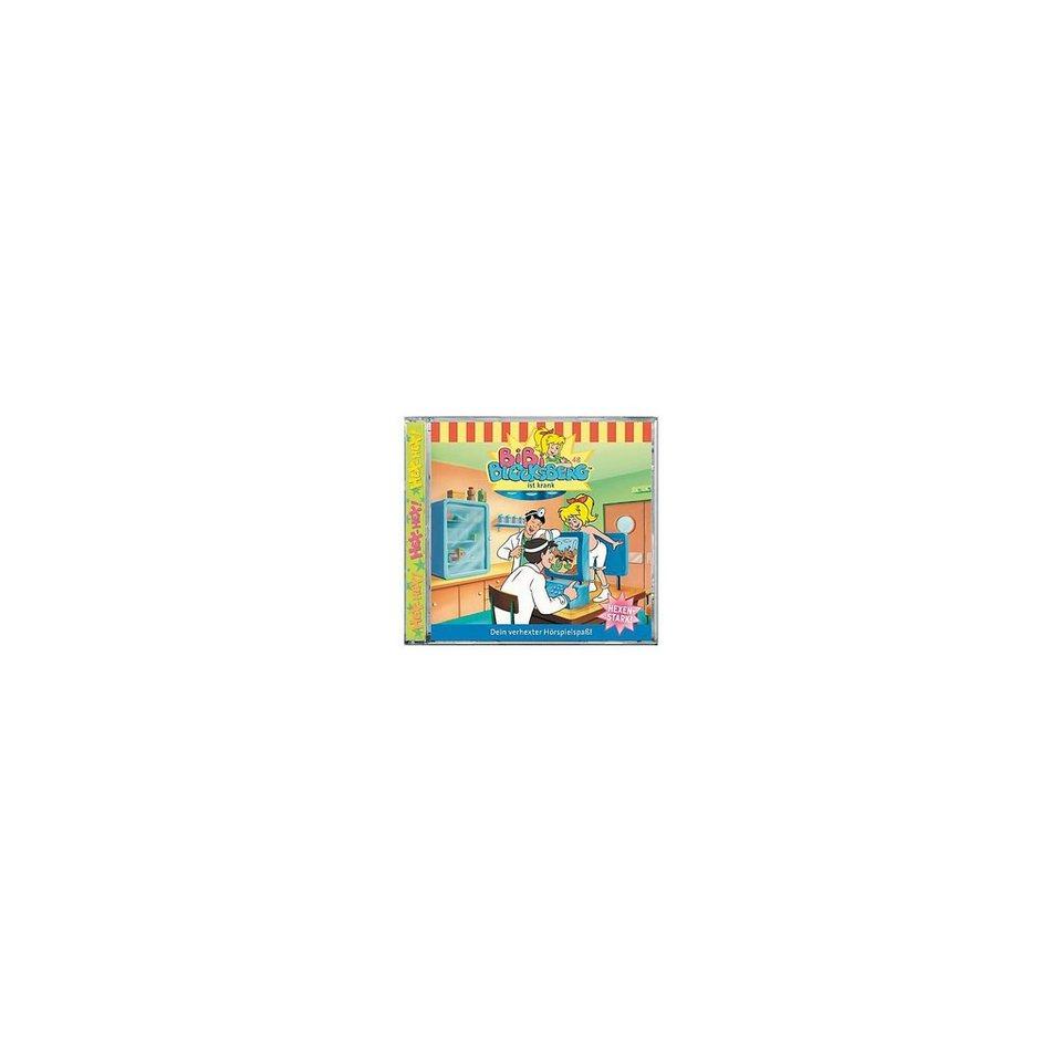Kiddinx CD Bibi Blocksberg 48 (...ist krank)