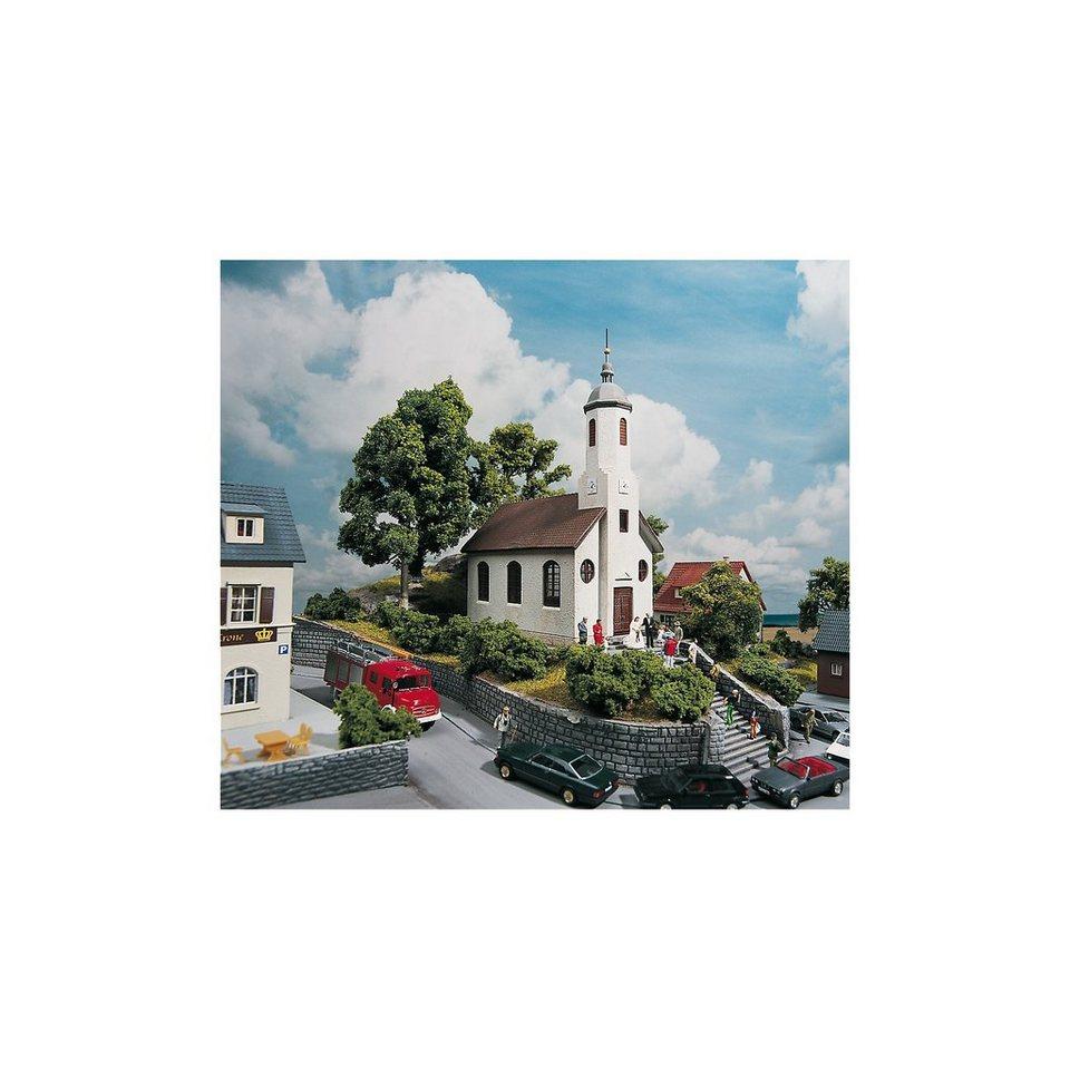PIKO Spur H0 Bausatz Dorfkirche St. Lukas