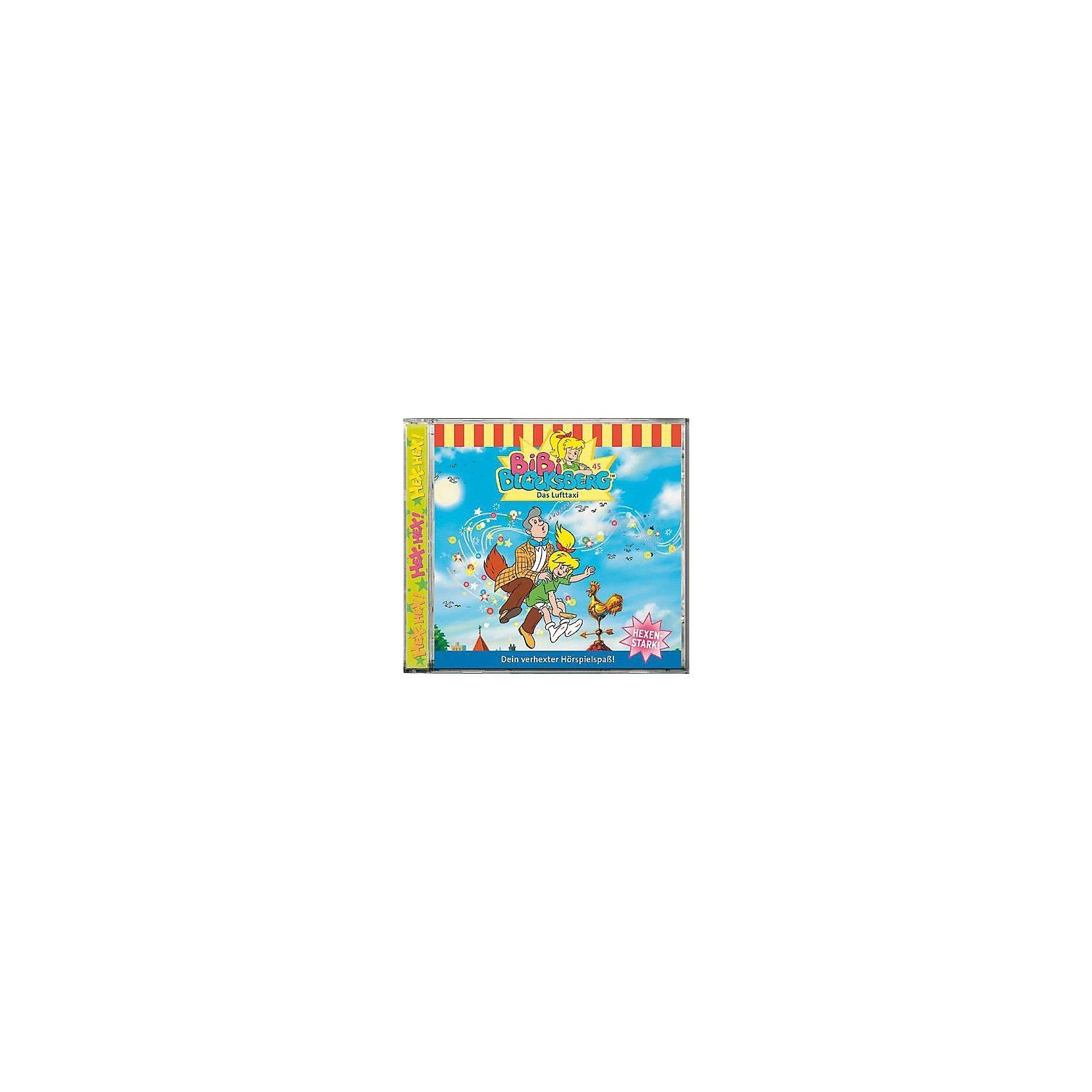 Kiddinx CD Bibi Blocksberg 45 (Das Lufttaxi)