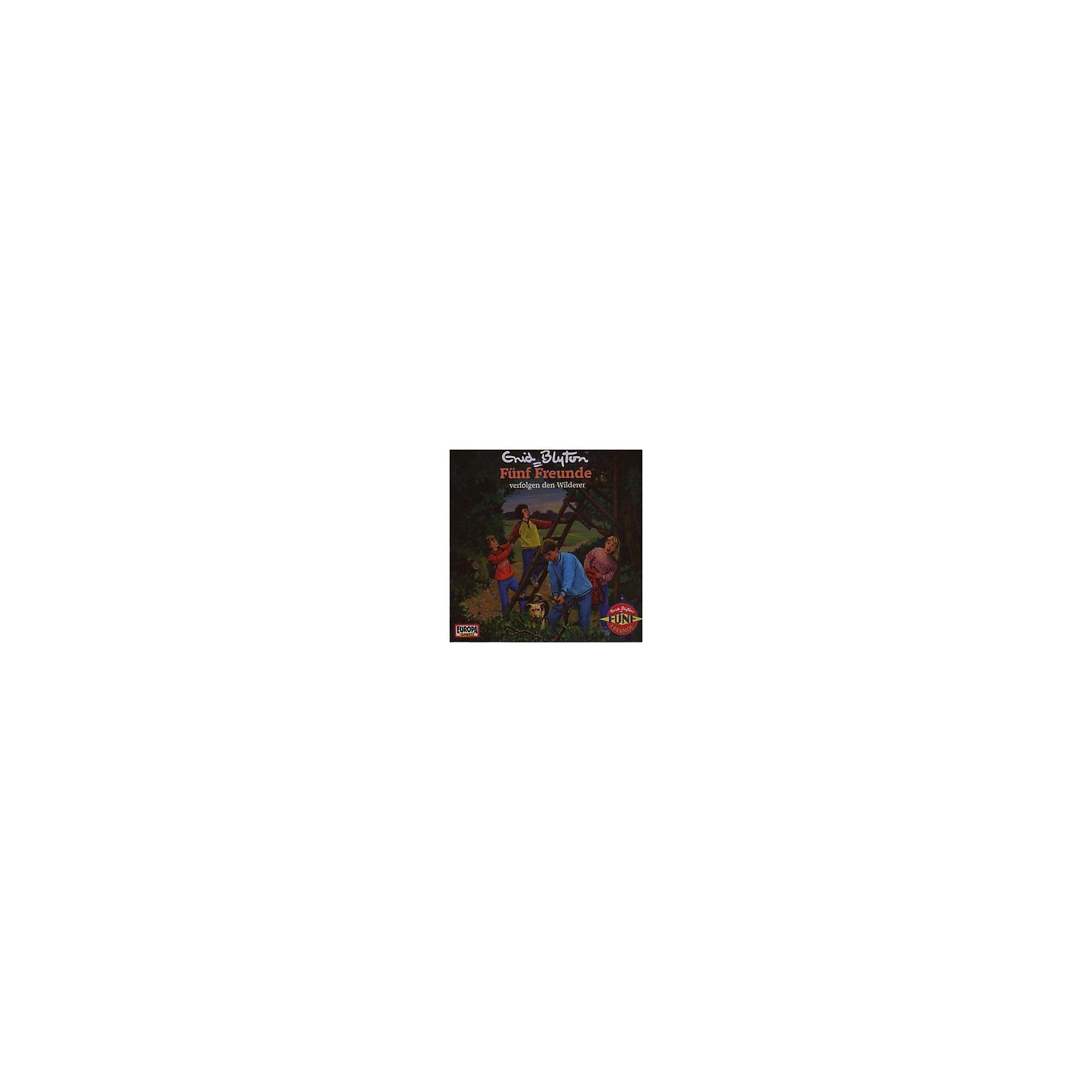 Sony CD Fünf Freunde 74 (verfolgen die Wilddiebe)