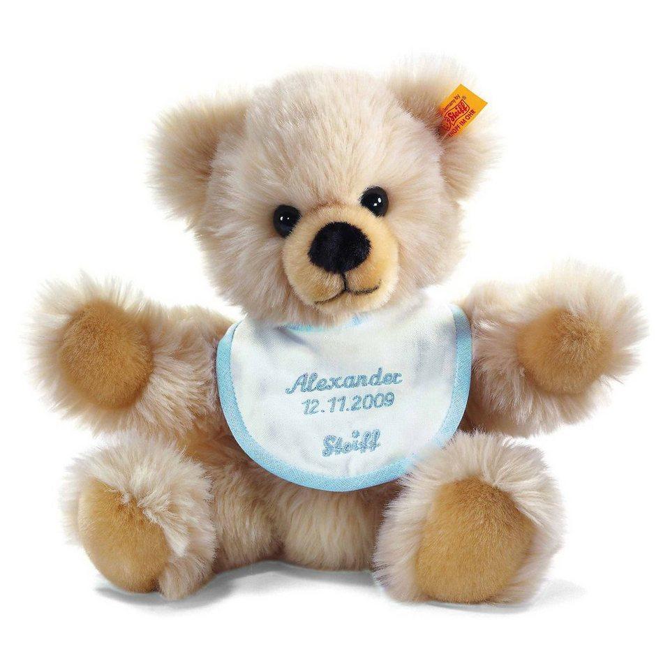 Steiff Teddybär zur Geburt creme 30 cm