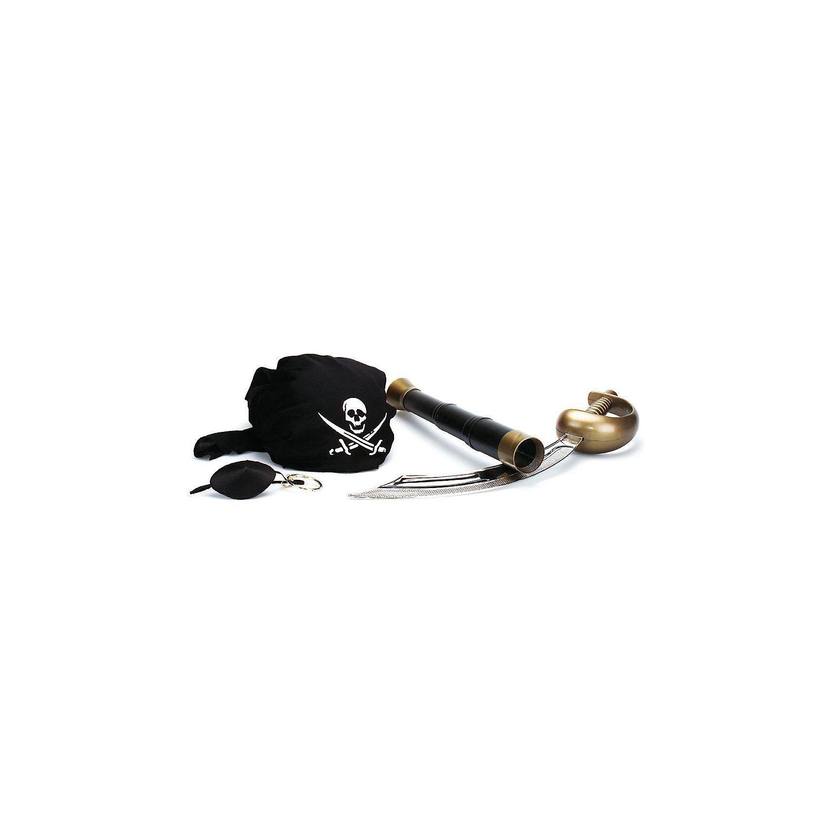 Rubie´s Piraten-Set, 5tlg