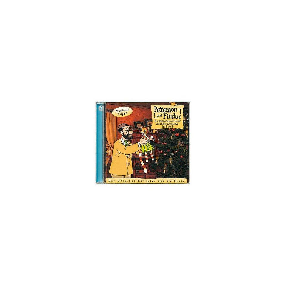 Edel Germany GmbH CD Pettersson und Findus 08 - Der Weihnachtsmann kommt 02