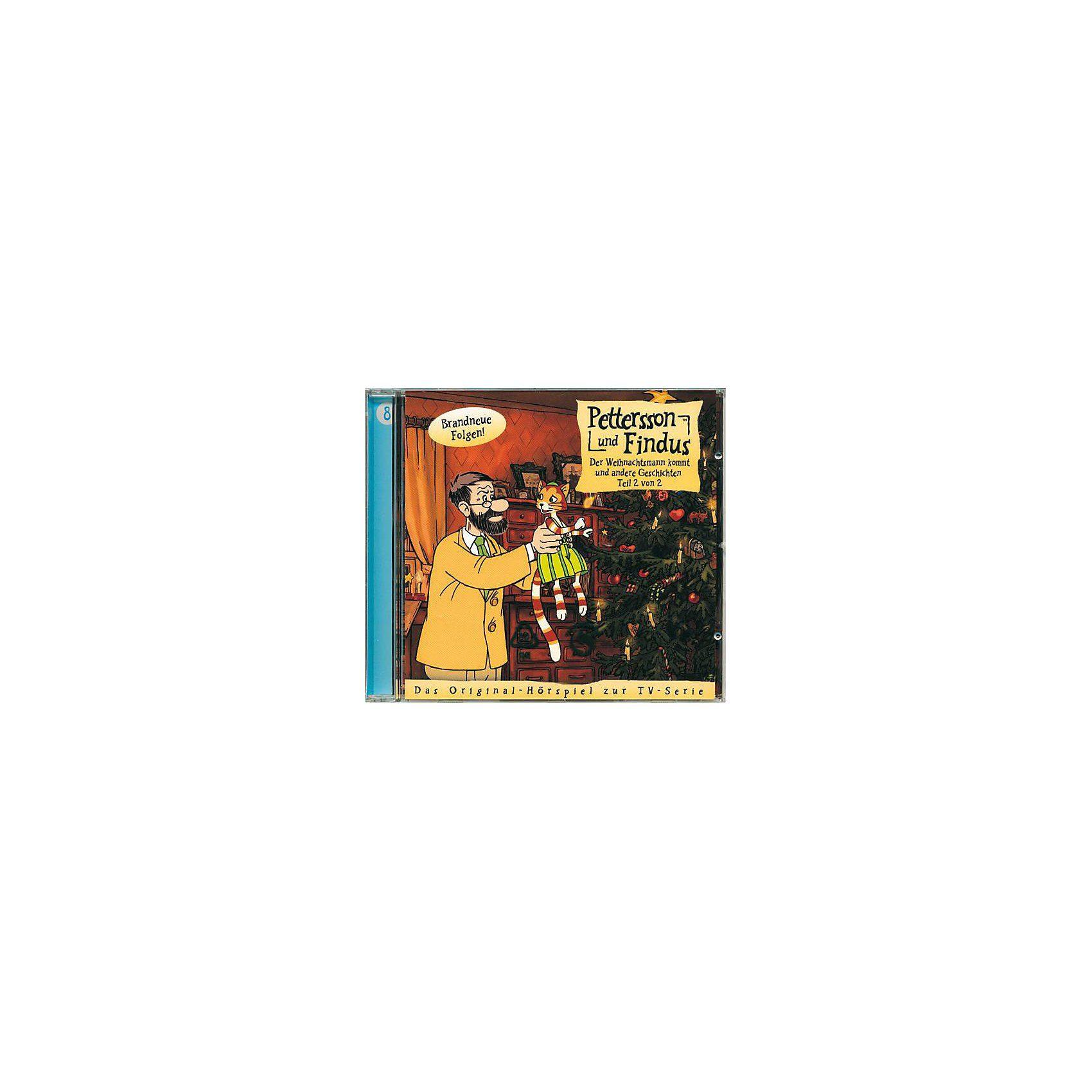 Edel CD Pettersson und Findus 08 - Der Weihnachtsmann kommt 02