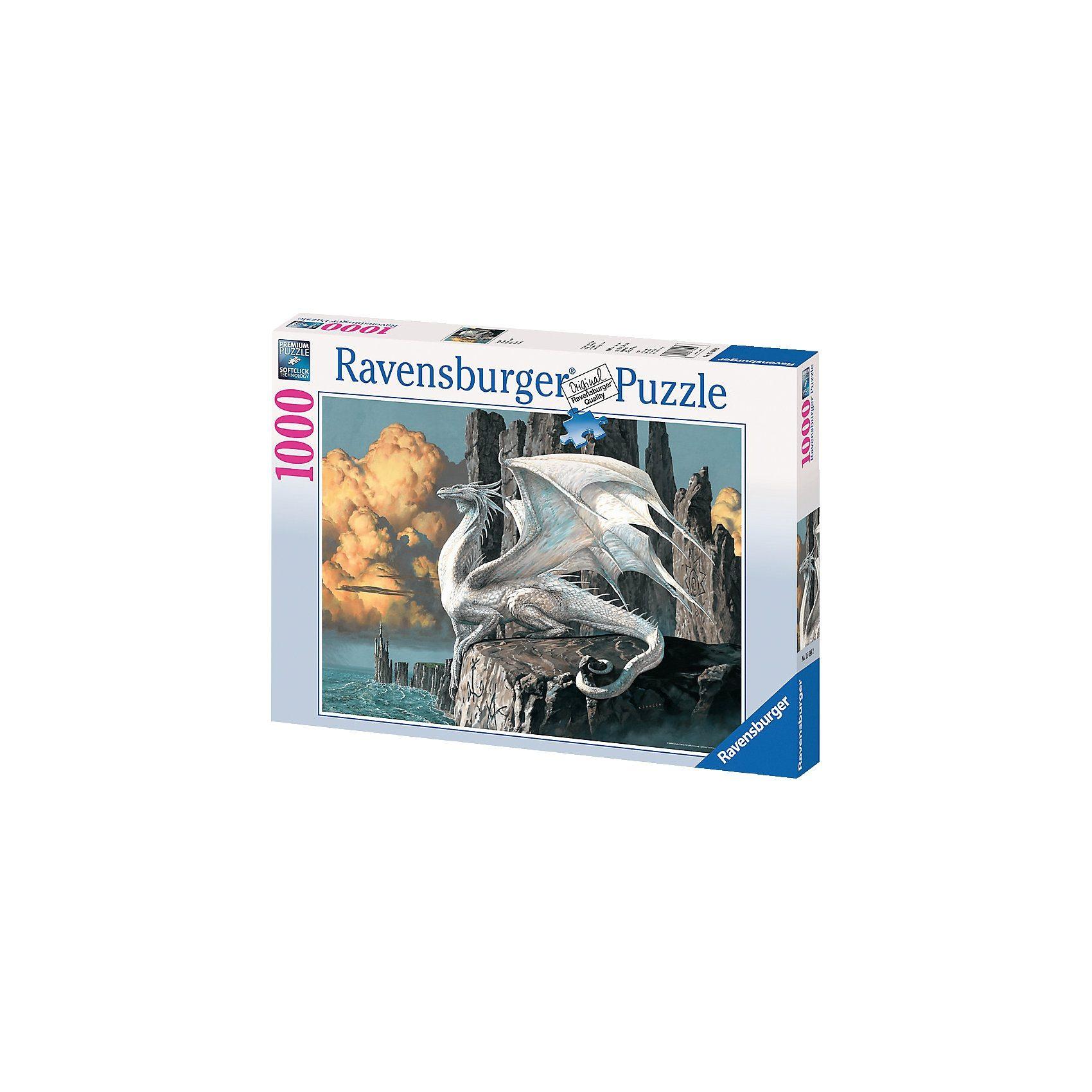 Ravensburger Puzzle- 1000 Teile- Drache