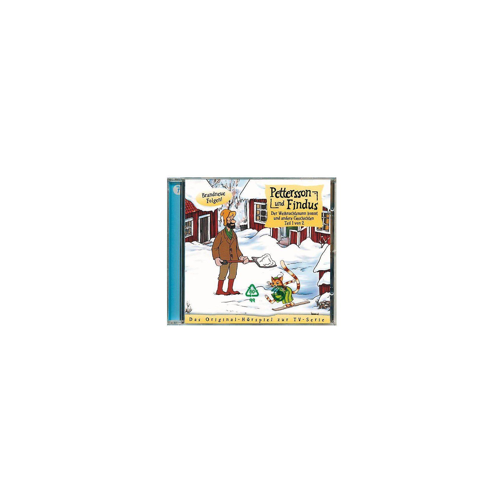 Edel CD Pettersson und Findus 07 (Der Weihnachtsmann kommt 01)