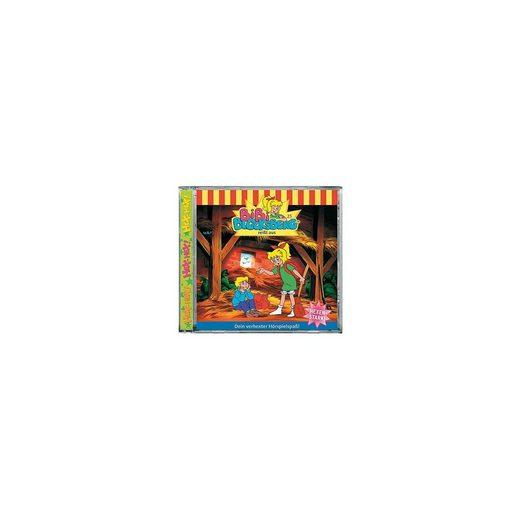 Kiddinx CD Bibi Blocksberg 25: Reißt aus