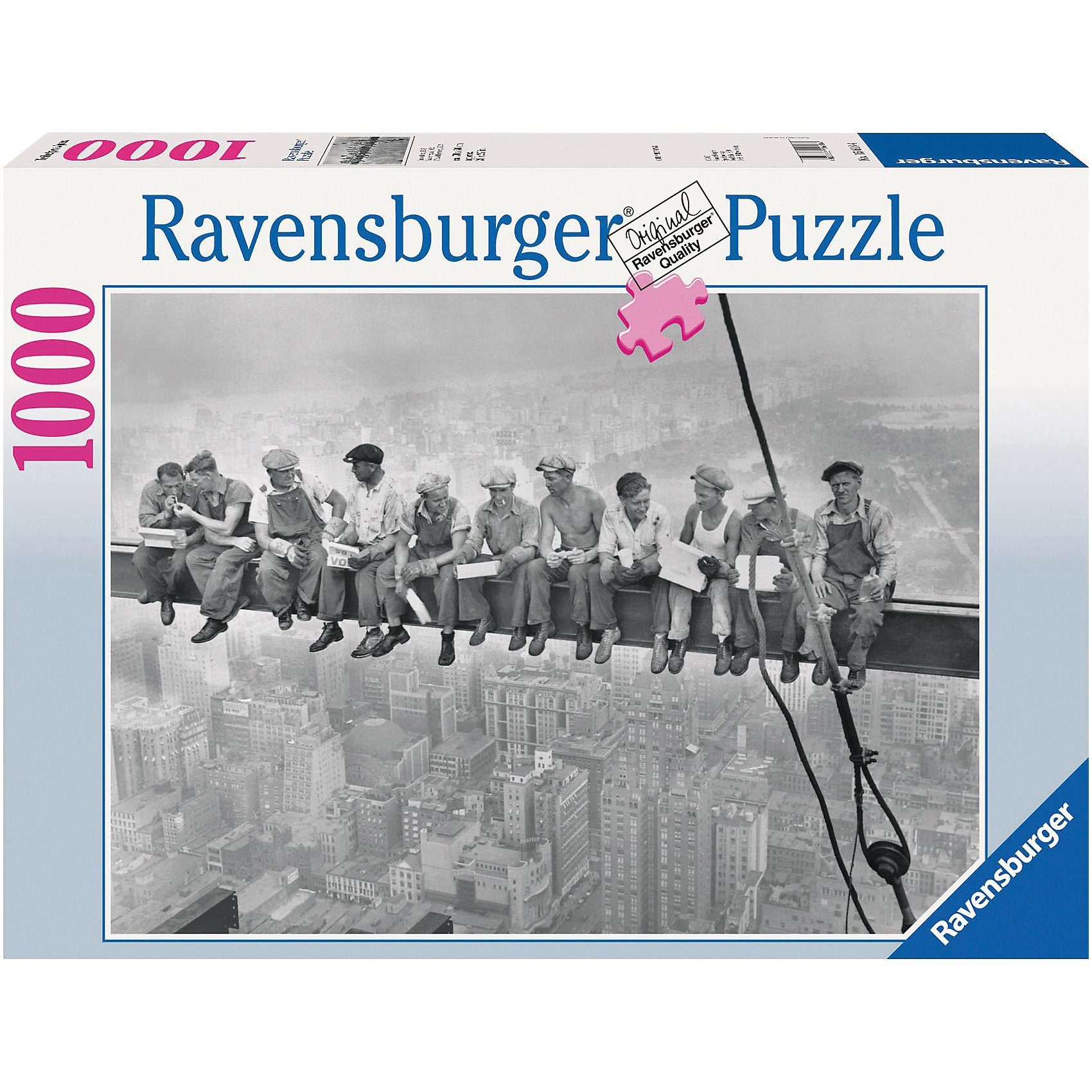 Ravensburger Basic: Lunchtime, 1932, 1000 T.