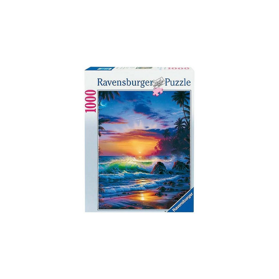 Ravensburger Basic: Lassen- Island Sunrise, 1000 T.