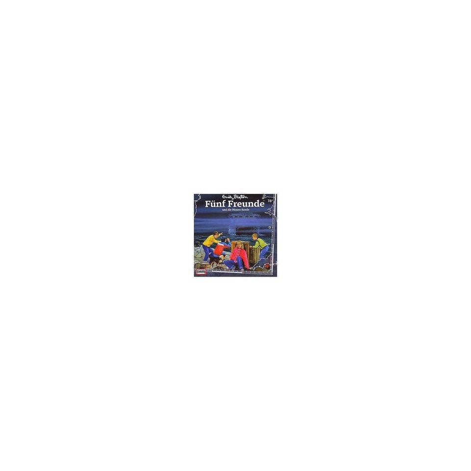 SONY BMG MUSIC CD Fünf Freunde 78: Und die Piraten Bande