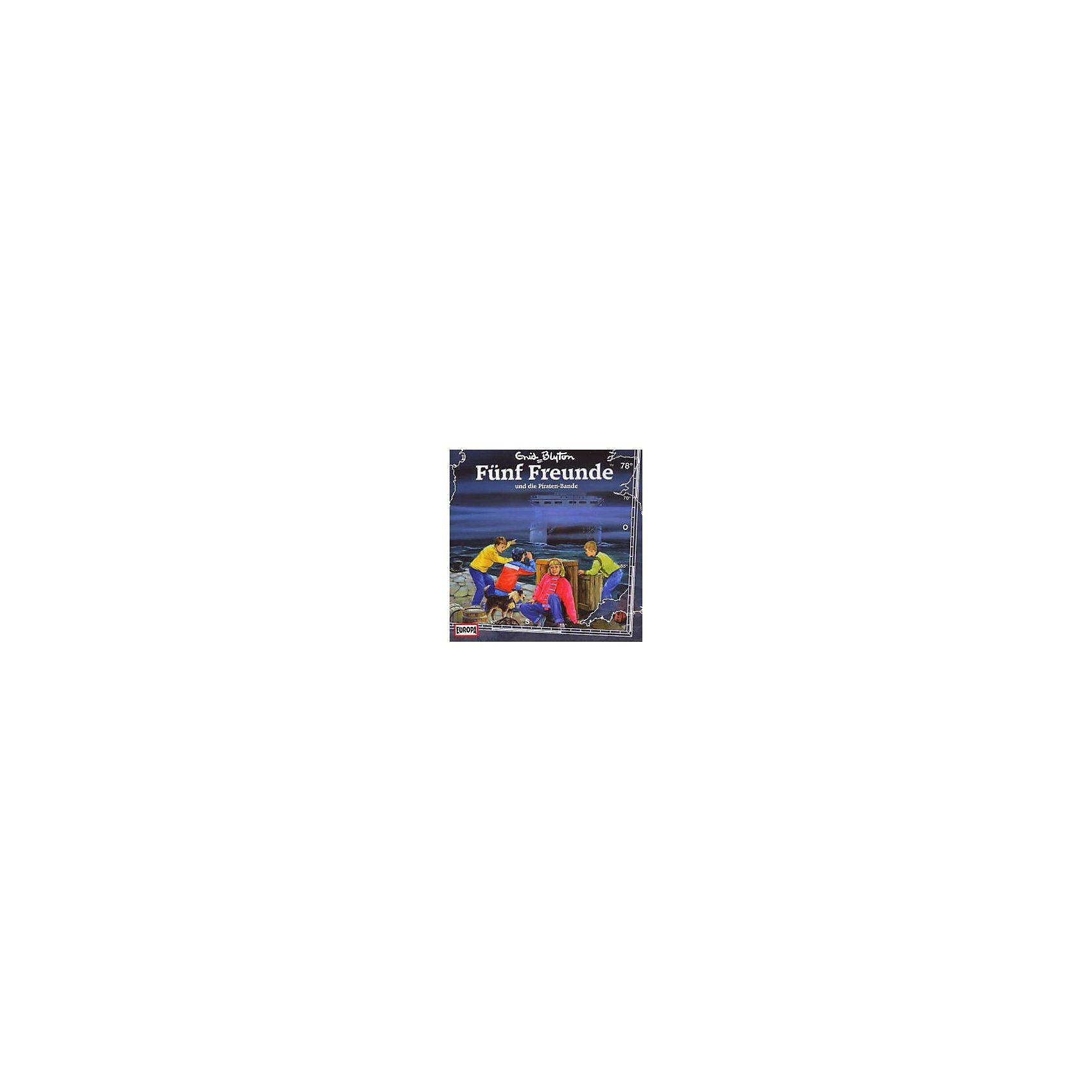 Sony CD Fünf Freunde 78: Und die Piraten Bande
