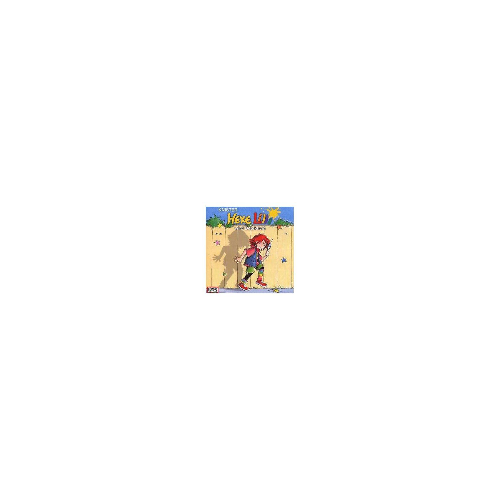 Sony CD Hexe Lilli: Wird Detektivin