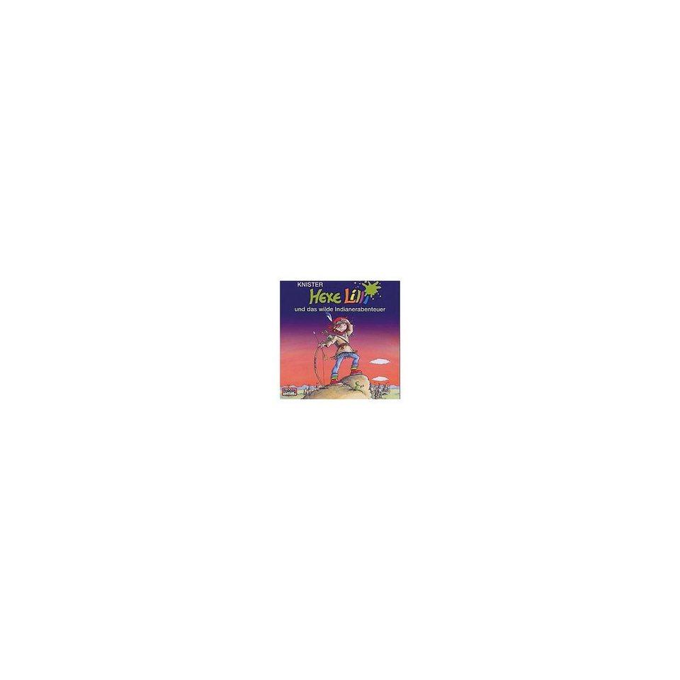 SONY BMG MUSIC CD Hexe Lilli: Und das wilde Indianerabenteuer