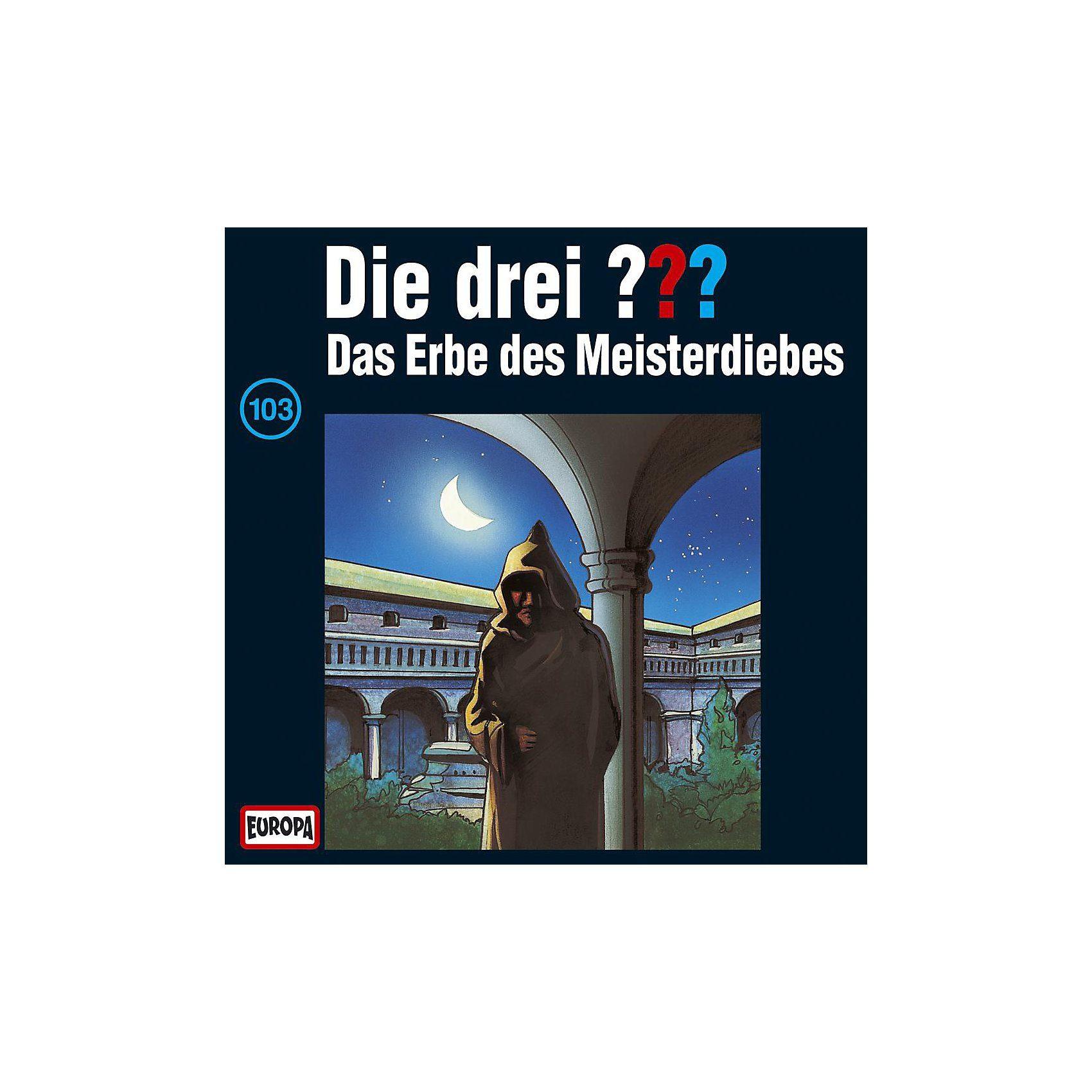 Sony CD Die drei ??? 103 - Meisterdieb