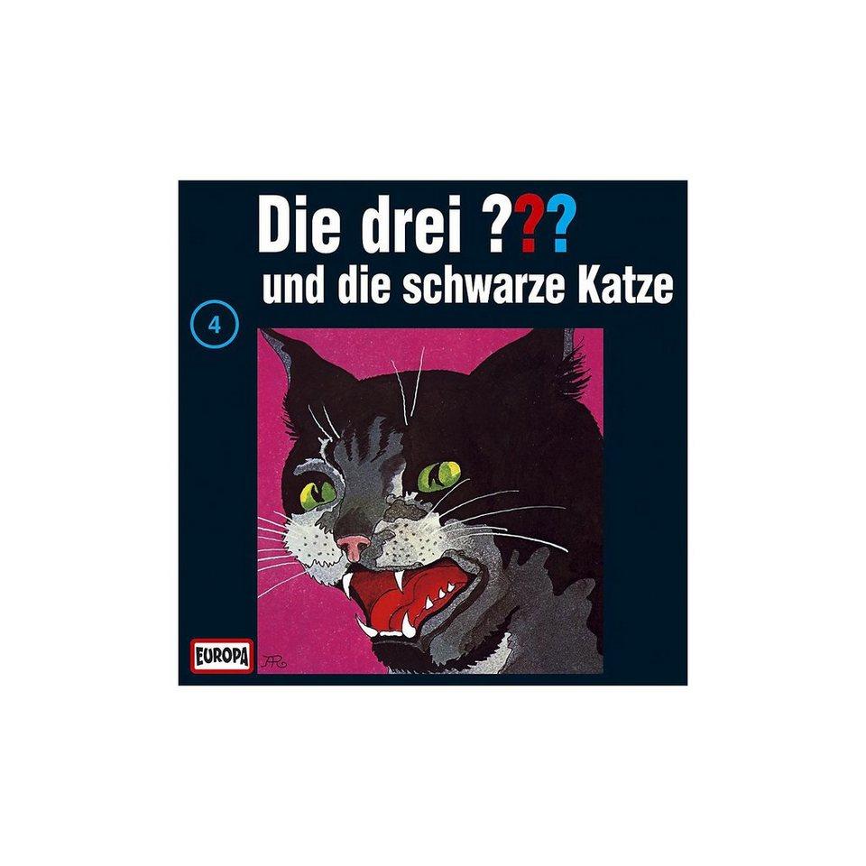 SONY BMG MUSIC CD Die drei ??? 004 (die schwarze Katze)