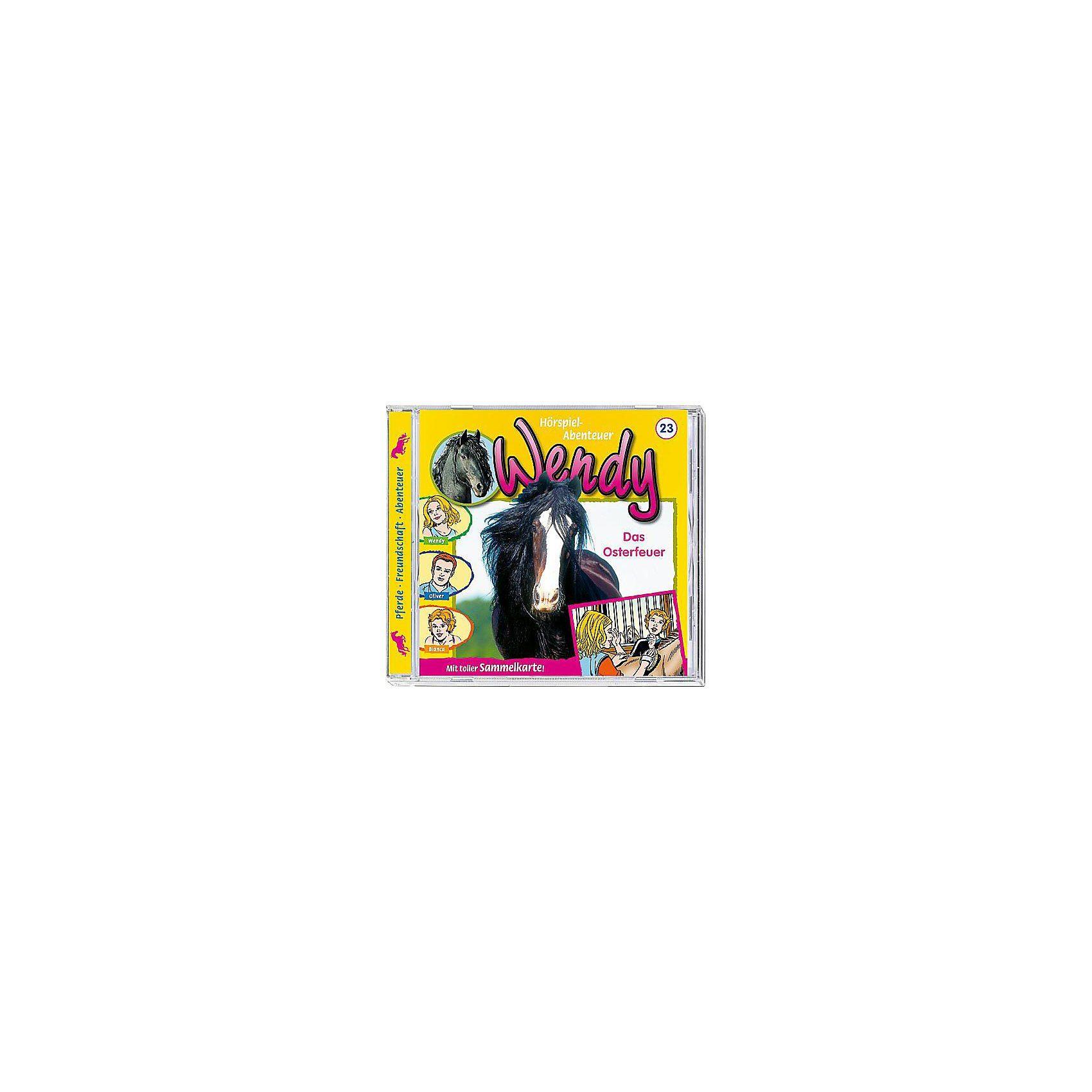Kiddinx CD Wendy 23 (Osterfeuer)