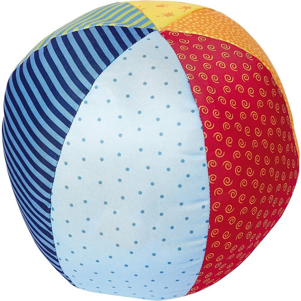 sigikid PlayQ Soft-Aktiv-Ball, 23 cm