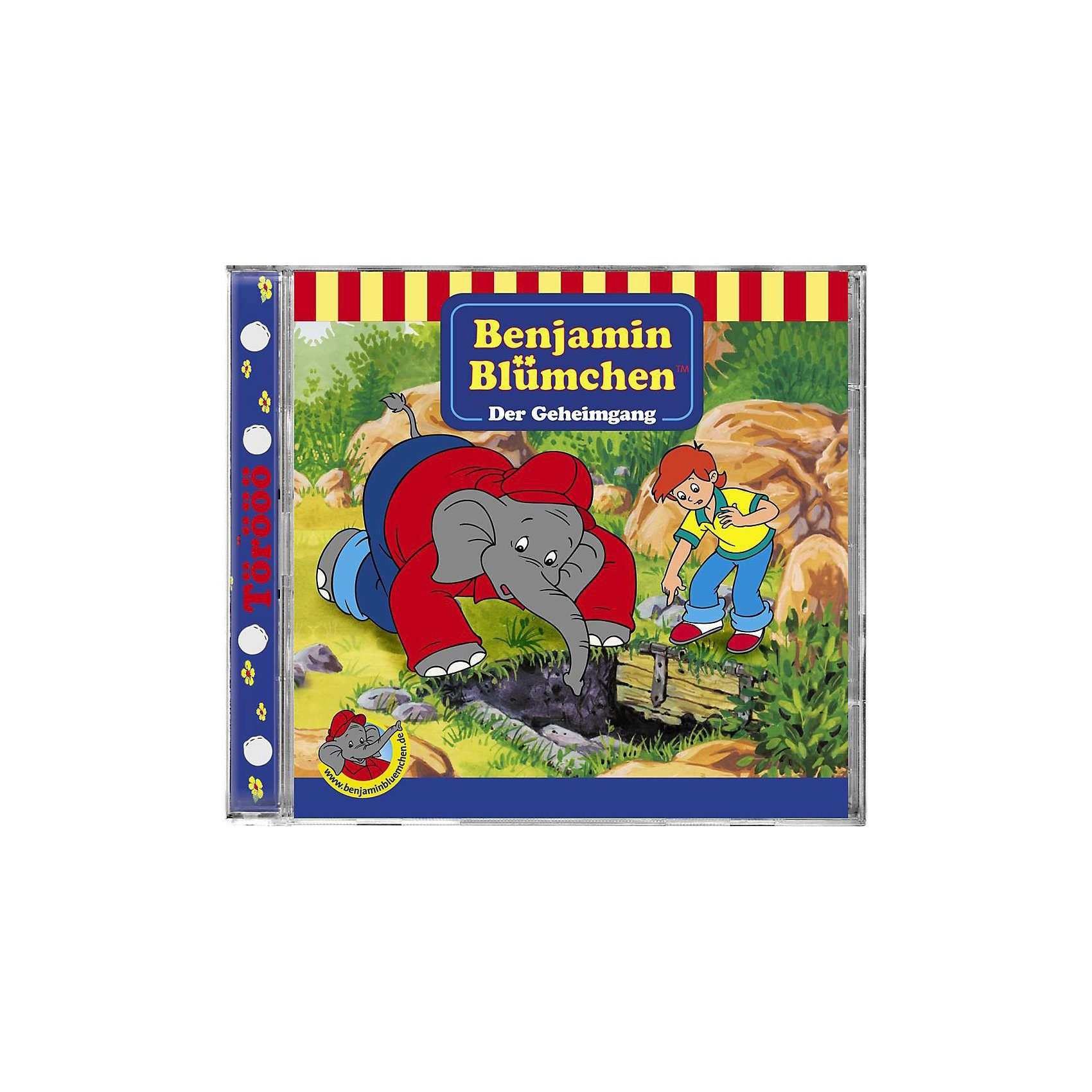 Kiddinx CD Benjamin Blümchen 99 (Der Geheimgang)