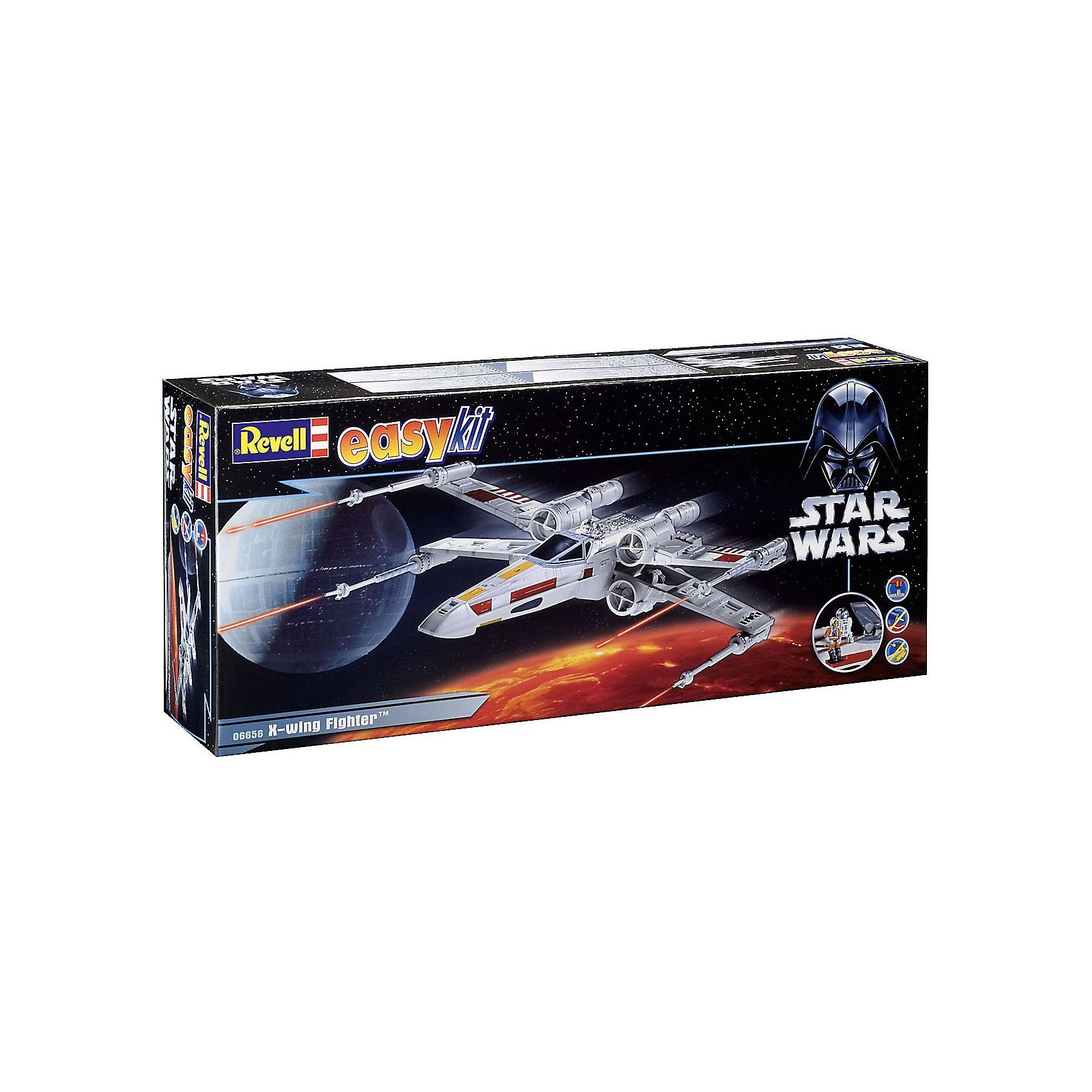 "Revell Modellbausatz ""easykit"" Star Wars: X-wing Fighter (Luke Skyw"