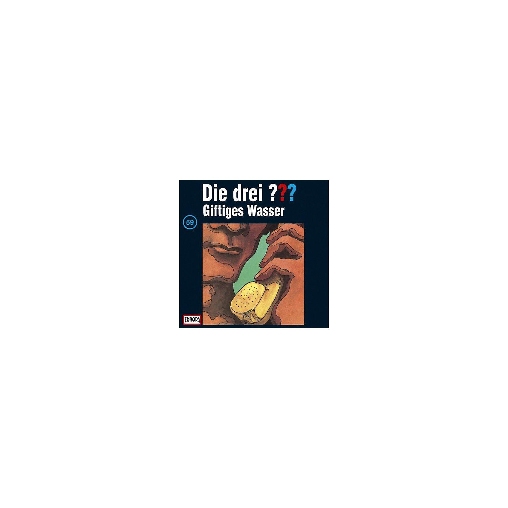 SONY BMG MUSIC CD Die drei ??? 59