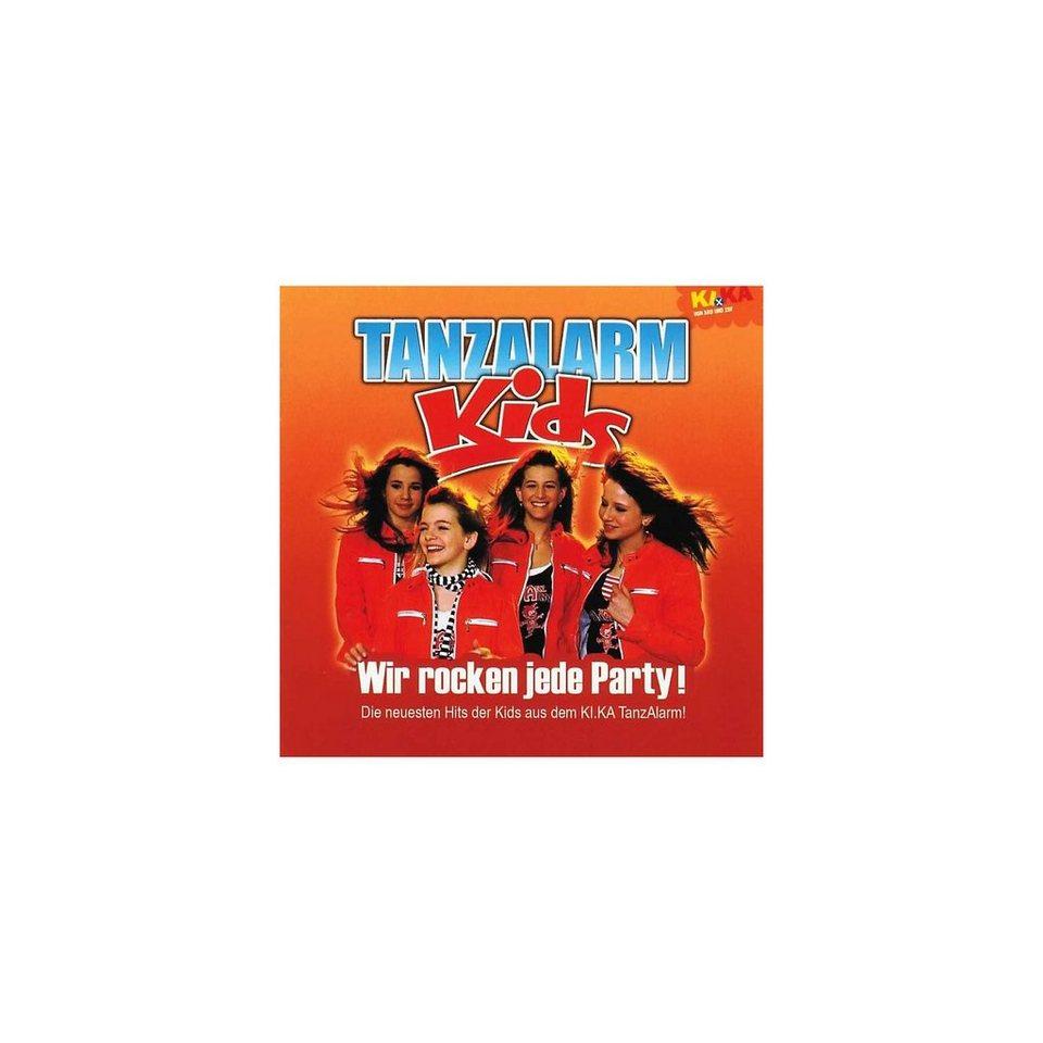 Universal Music GmbH CD KiKa Tanzalarm Kids - Wir rocken jede Party