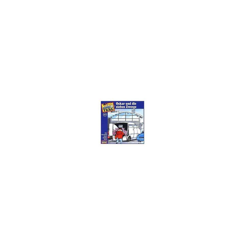 Sony CD TKKG 157: Oskar und die sieben Zwerge