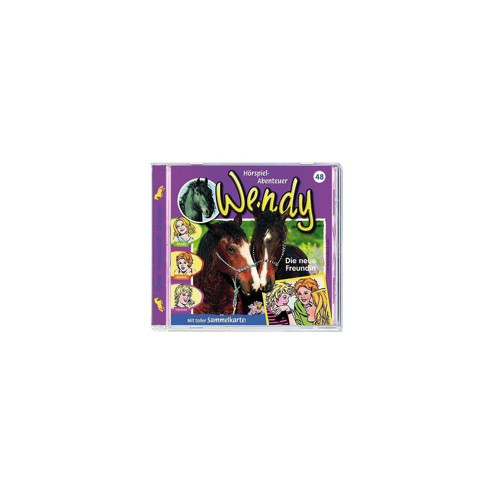 Kiddinx CD Wendy 48: Die neue Freundin