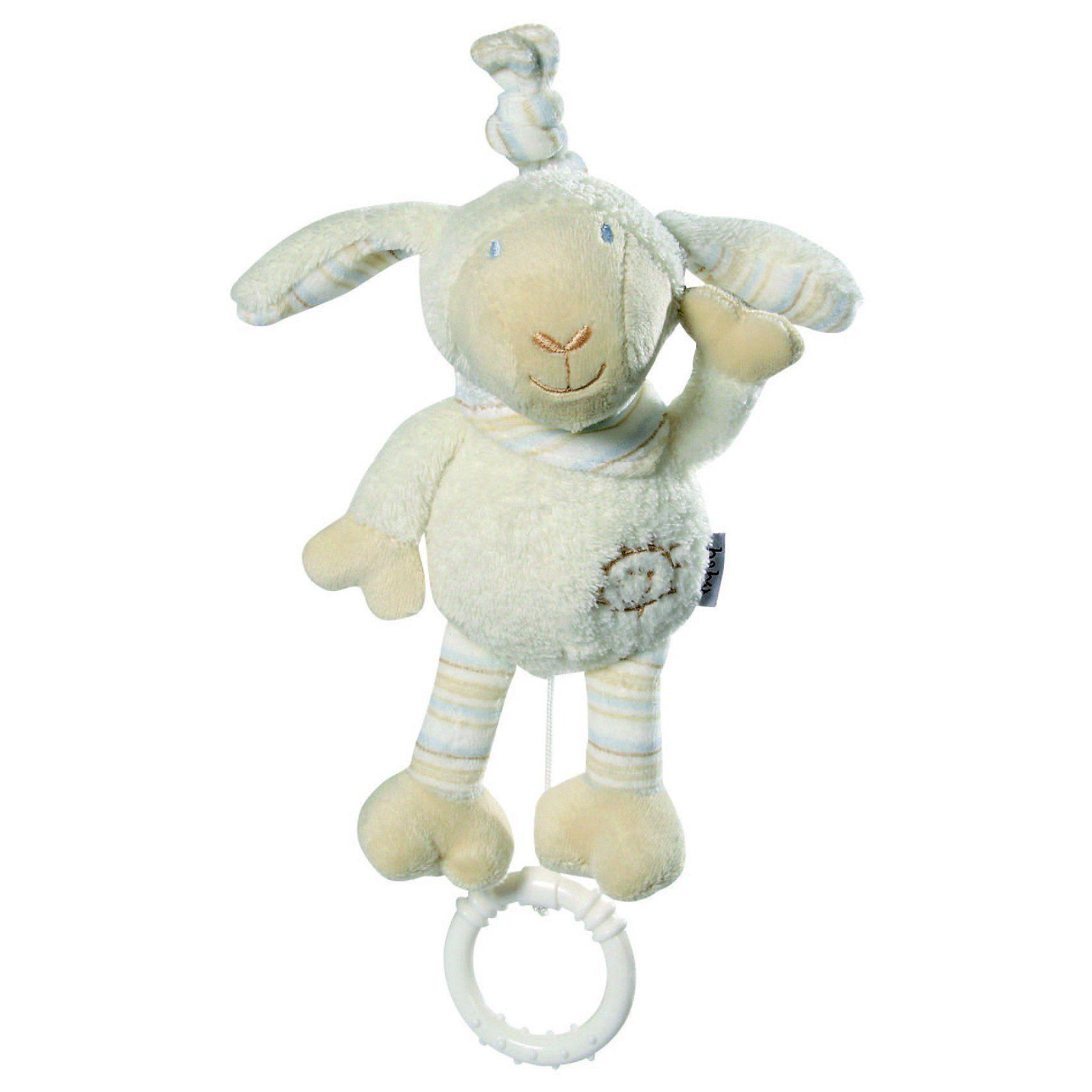 Fehn Mini-Spieluhr Schaf