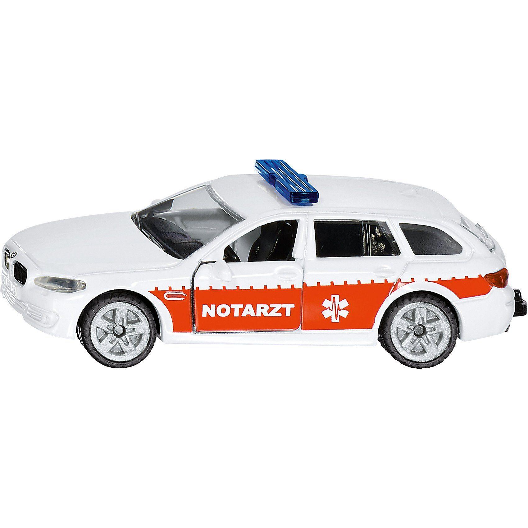 Siku 1461 Notarzt Einsatz Fahrzeug