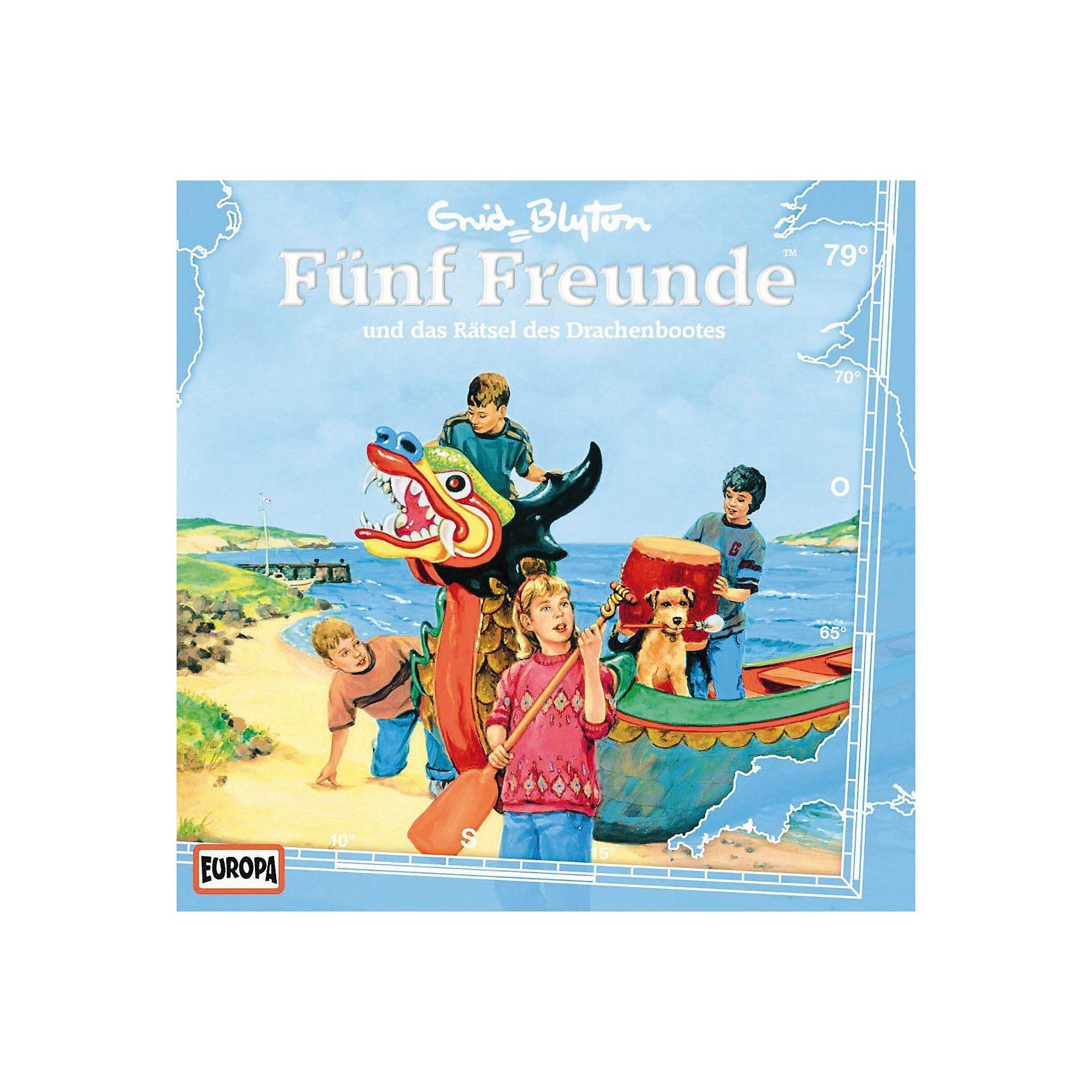Sony CD Fünf Freunde 79