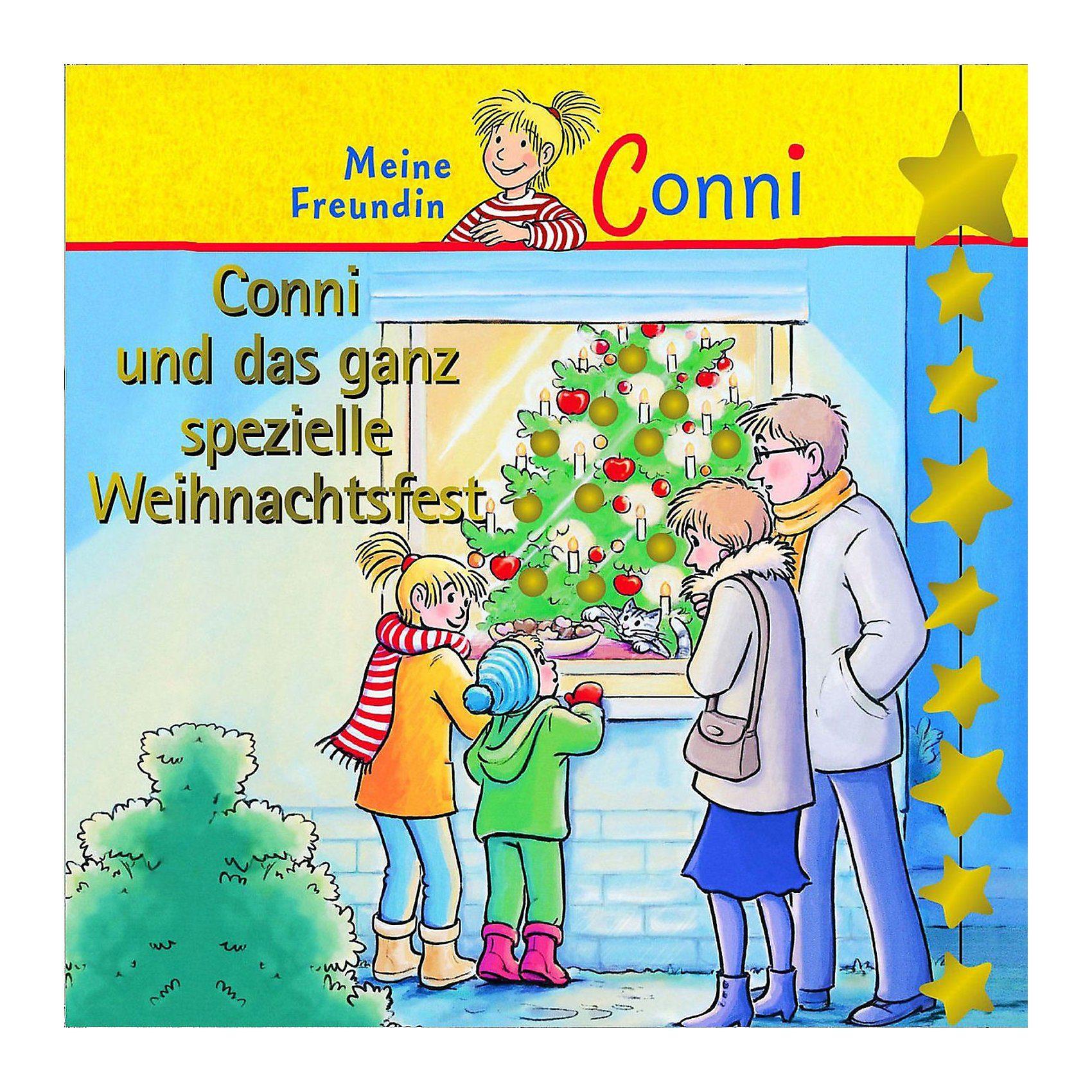 Universal CD Conni:Spezielles Weihn. 22