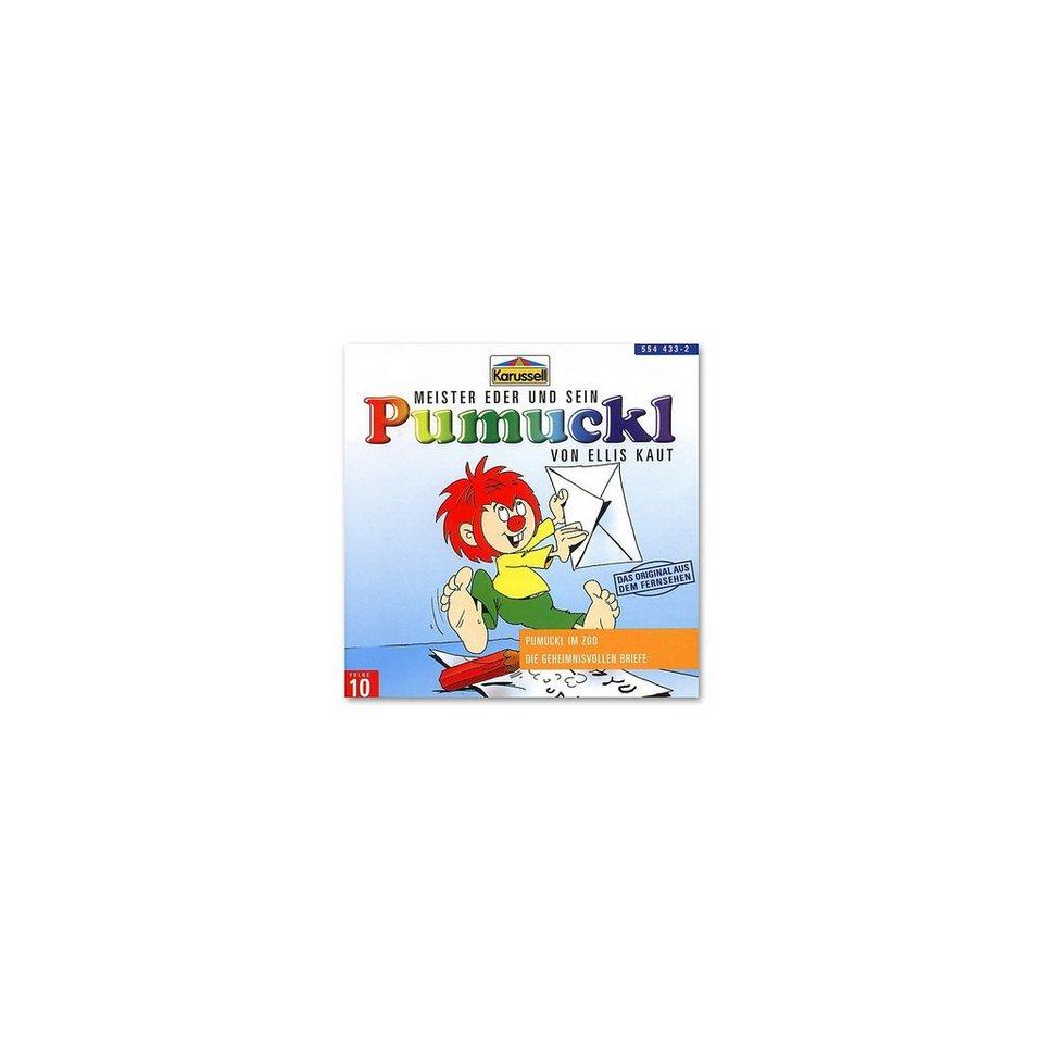 Universal Music GmbH CD Pumuckl 10 - Im Zoo