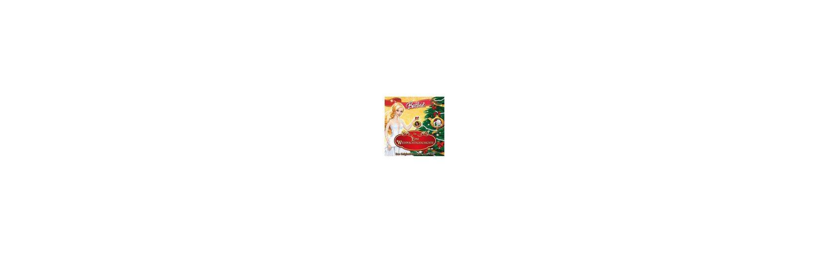 Edel Germany GmbH CD Barbie - Eine Weihnachtsgeschichte