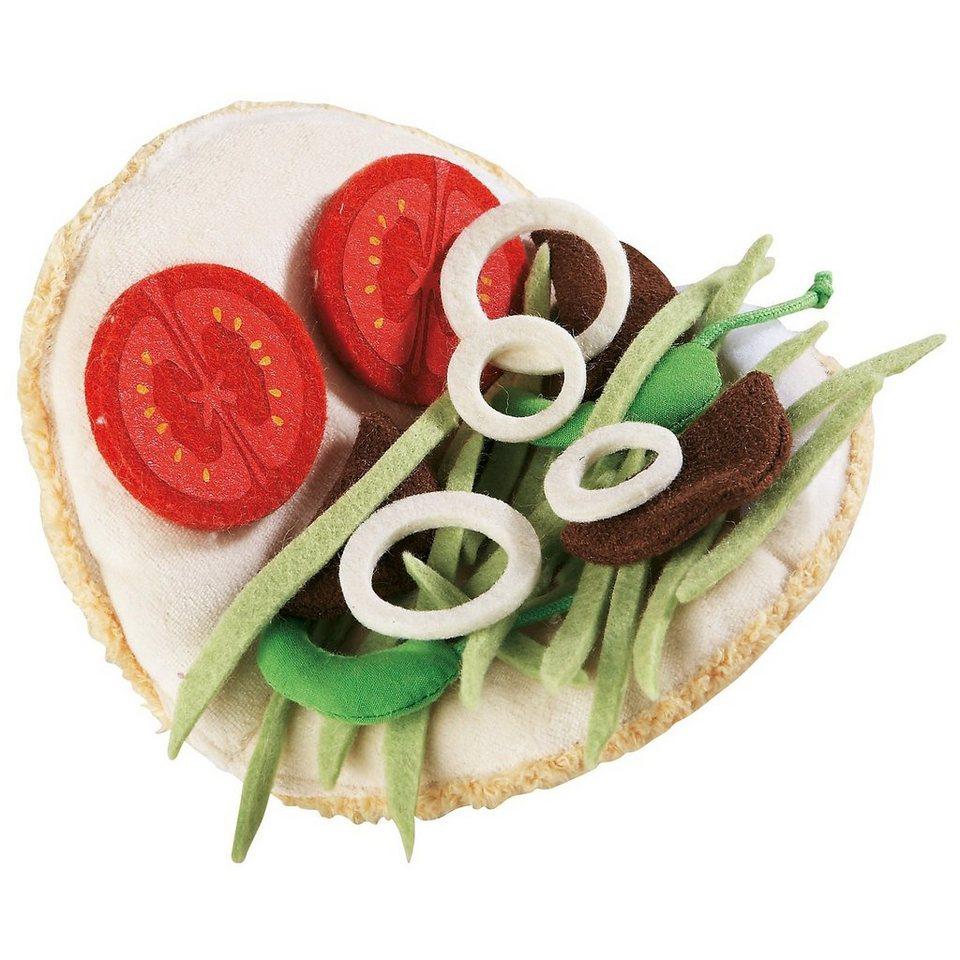 Haba 3812 Döner Kebab, Stoff