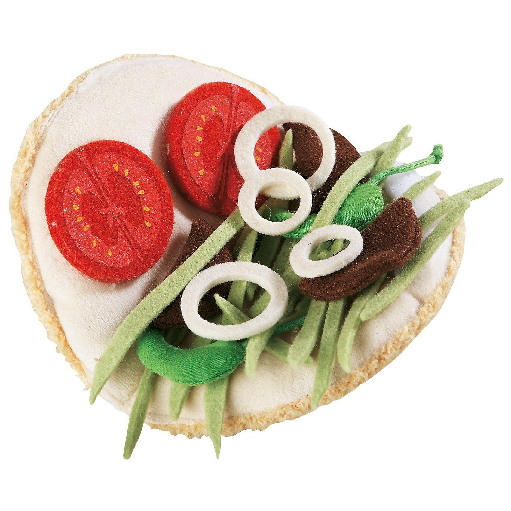 Haba 3812 Döner Kebab, Stoff Spiellebensmittel