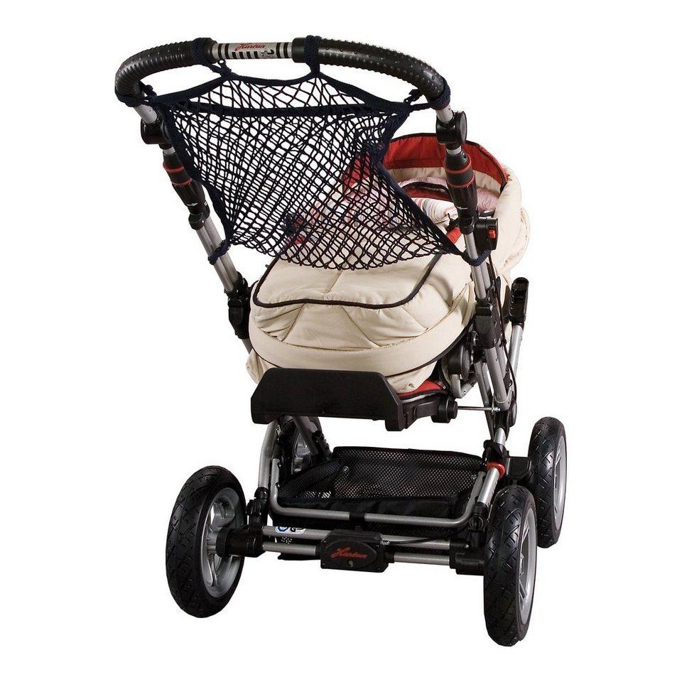 sunnybaby Universalnetz für Kinderwagen, mit Anker, marine ...