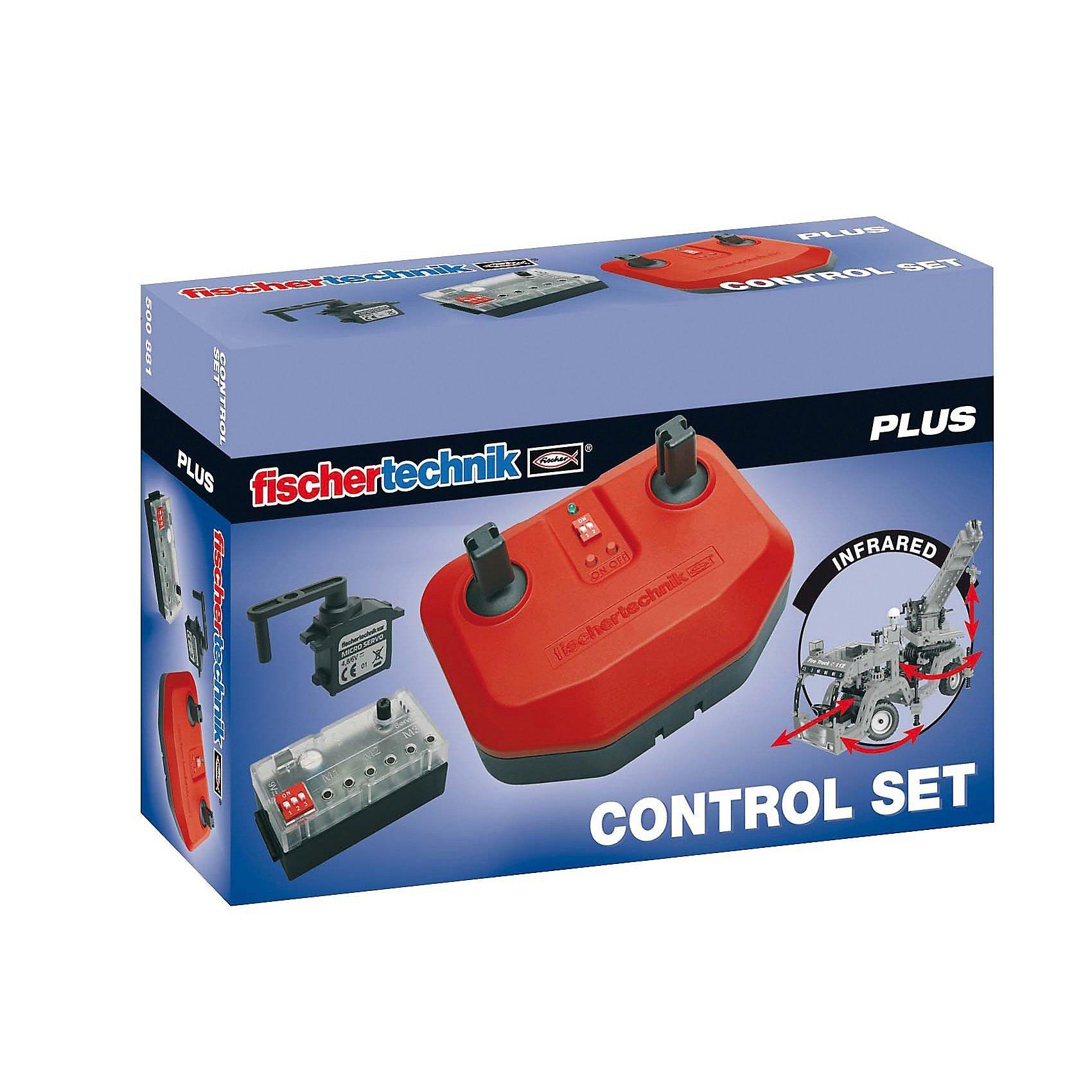 """fischertechnik PLUS """"Control Set"""" - Ergänzungsset"""