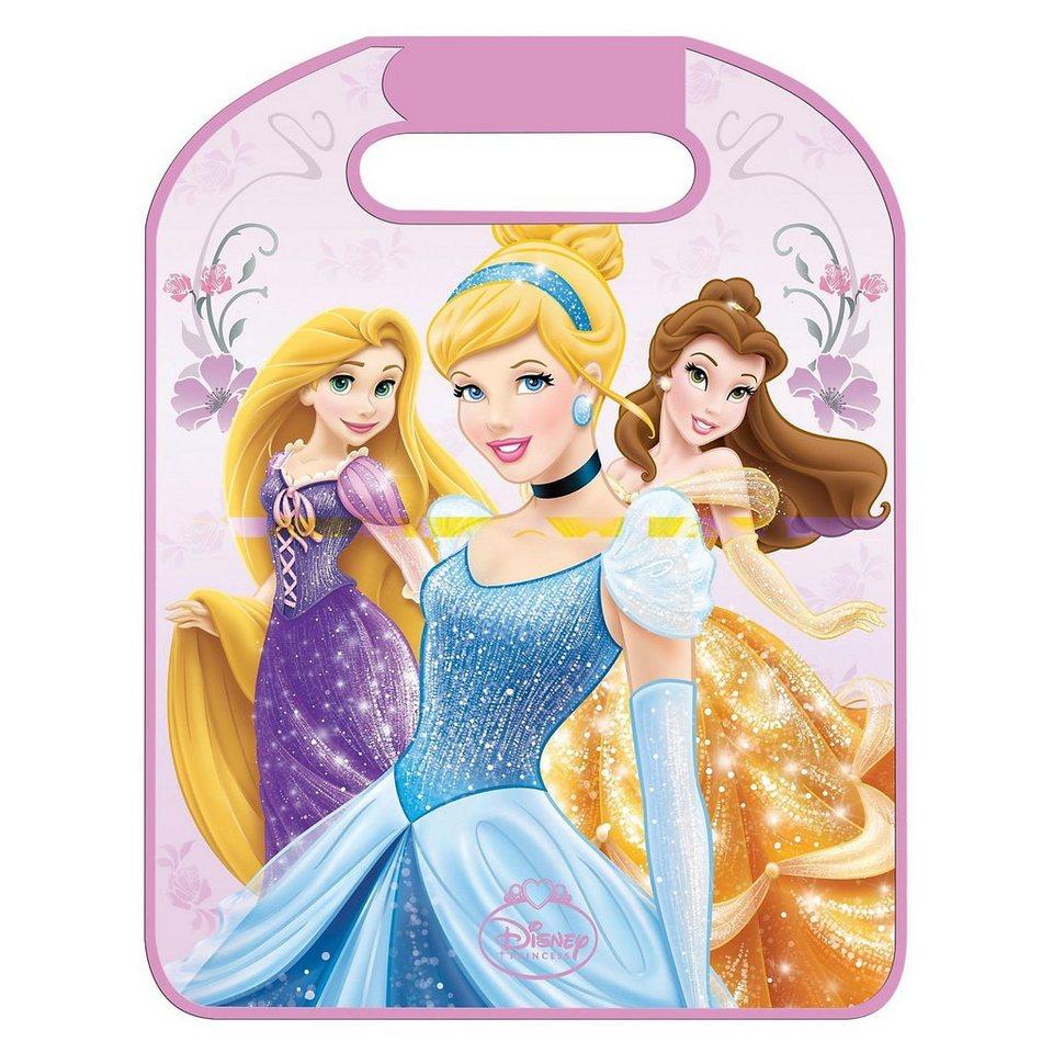 ProType Auto- Rückenlehnenschutz, Disney Princess in lila