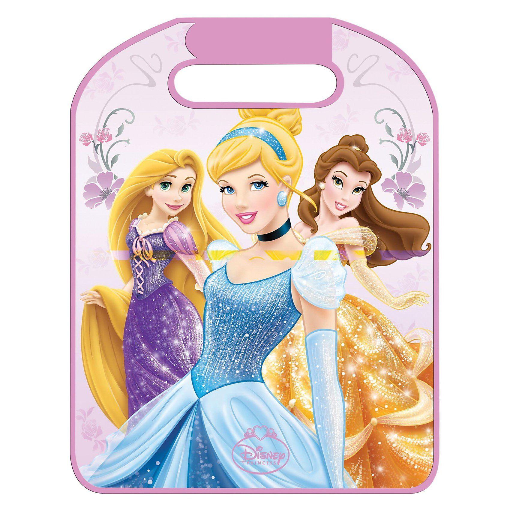 ProType Auto- Rückenlehnenschutz, Disney Princess