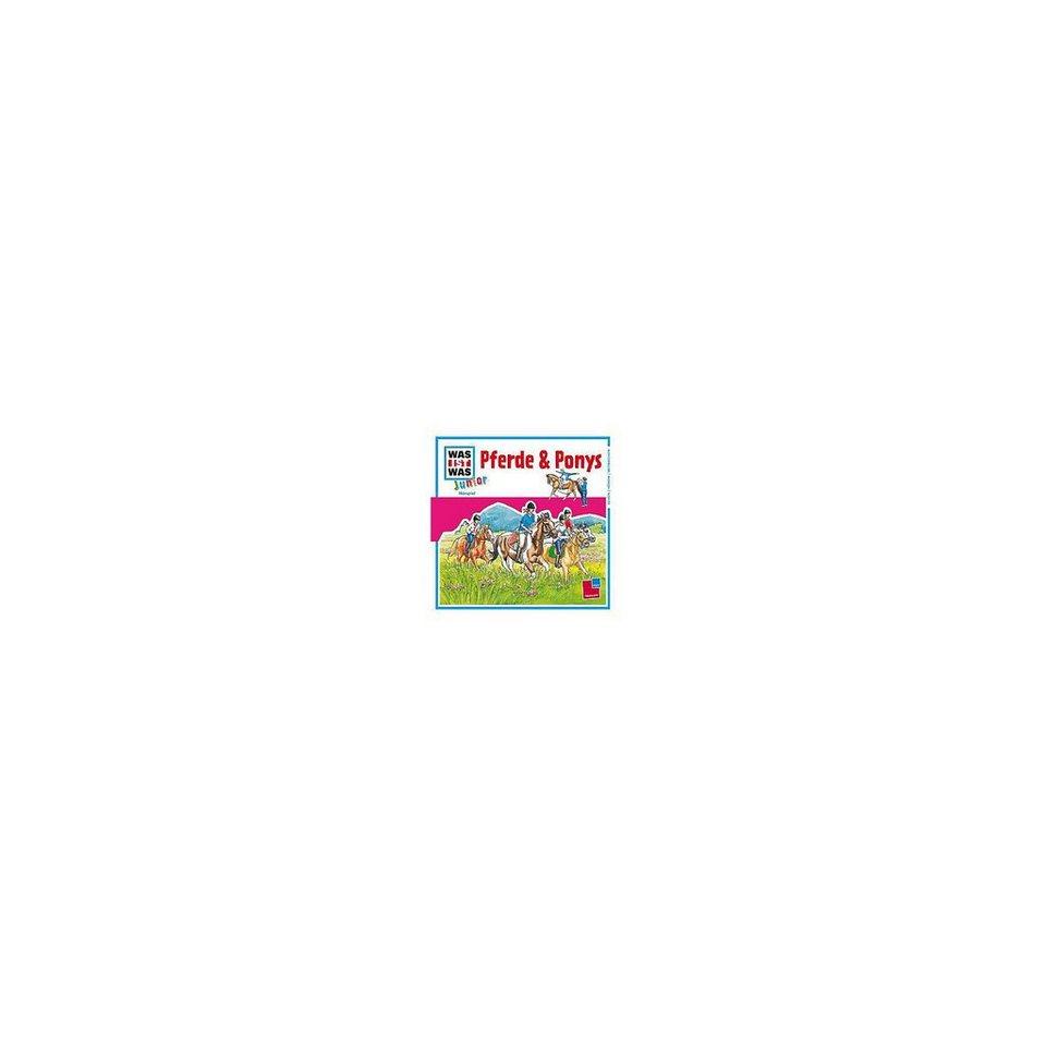 Universal Music GmbH CD Was ist Was Junior 02 - Pferde und Ponys