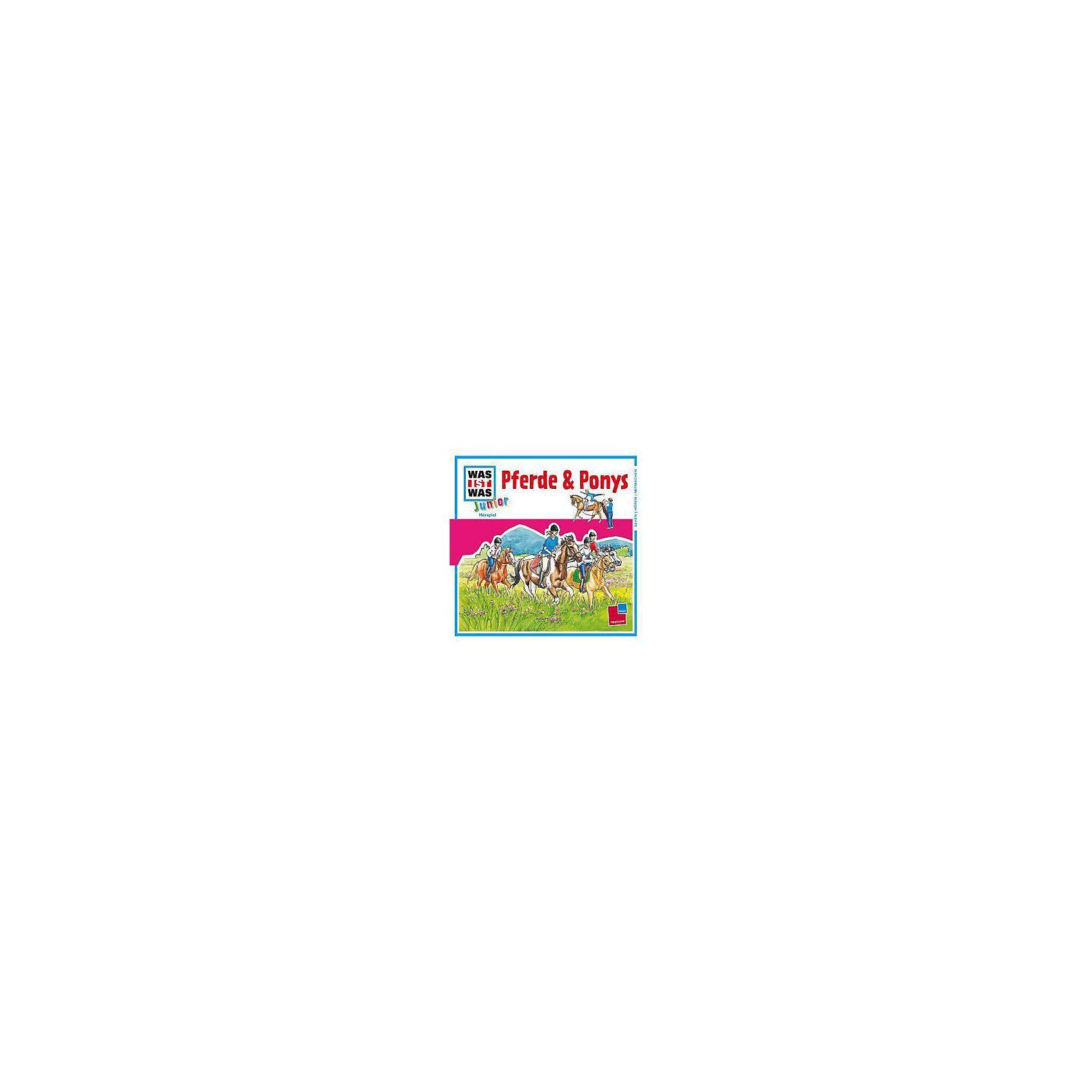 Universal CD Was ist Was Junior 02 - Pferde und Ponys