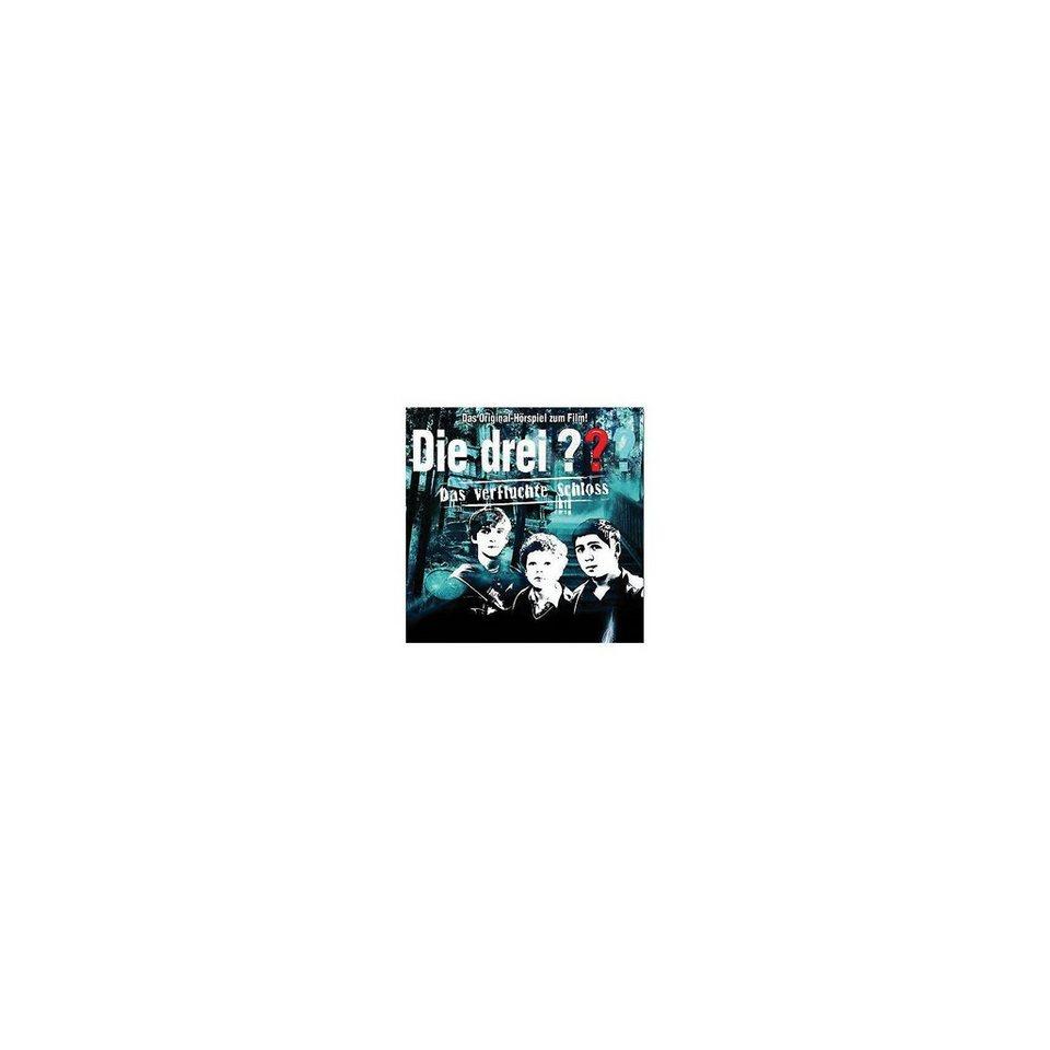 SONY BMG MUSIC CD Die Drei ??? - Das verfluchte Schloss (Hörspiel Kino)