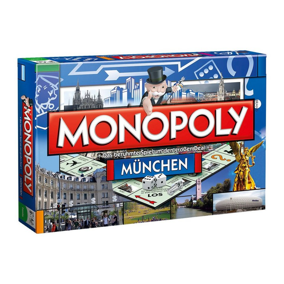 Winning Moves Monopoly München