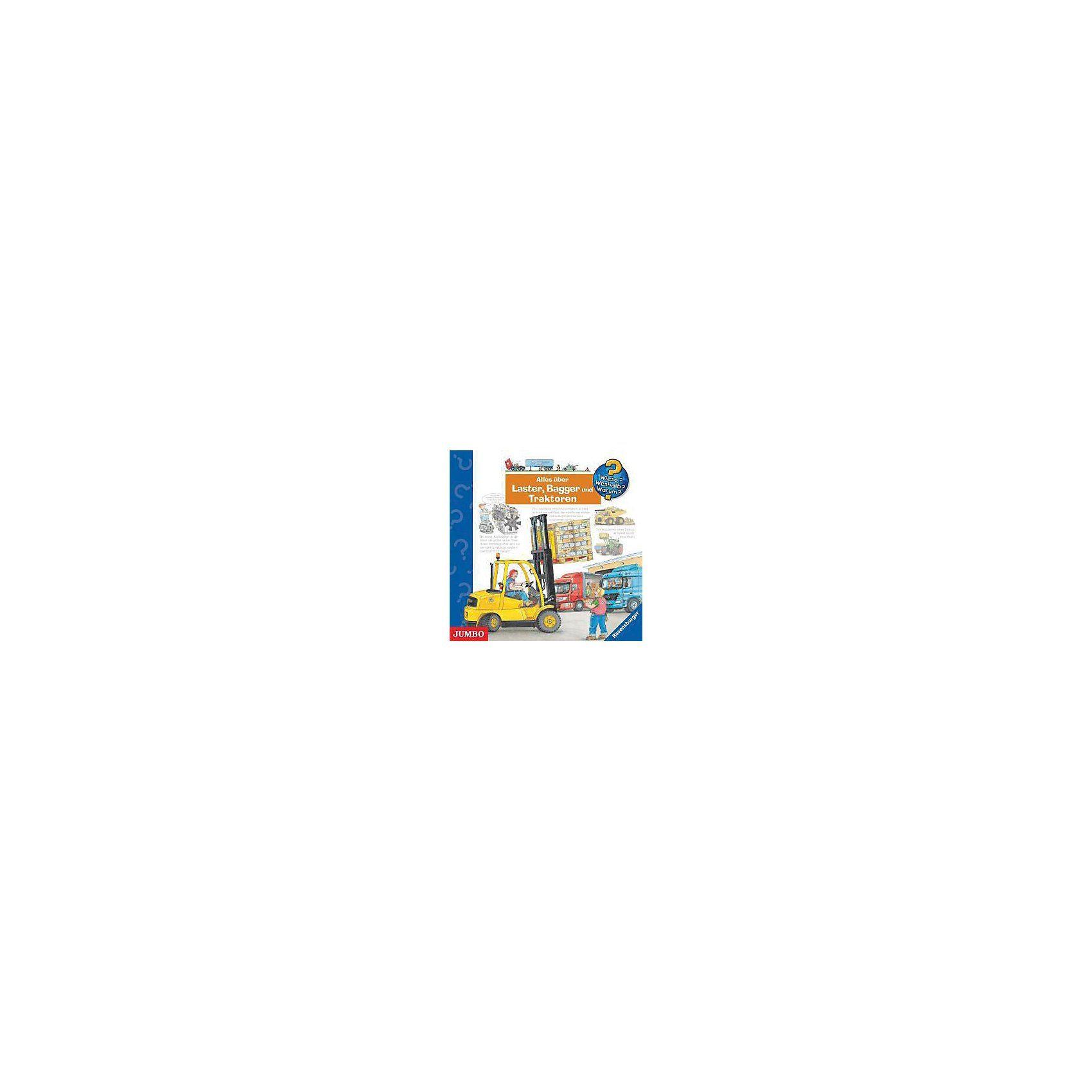 Edel Germany GmbH CD Wieso? Weshalb? Warum? - Alles über Laster, Bagger und Tr