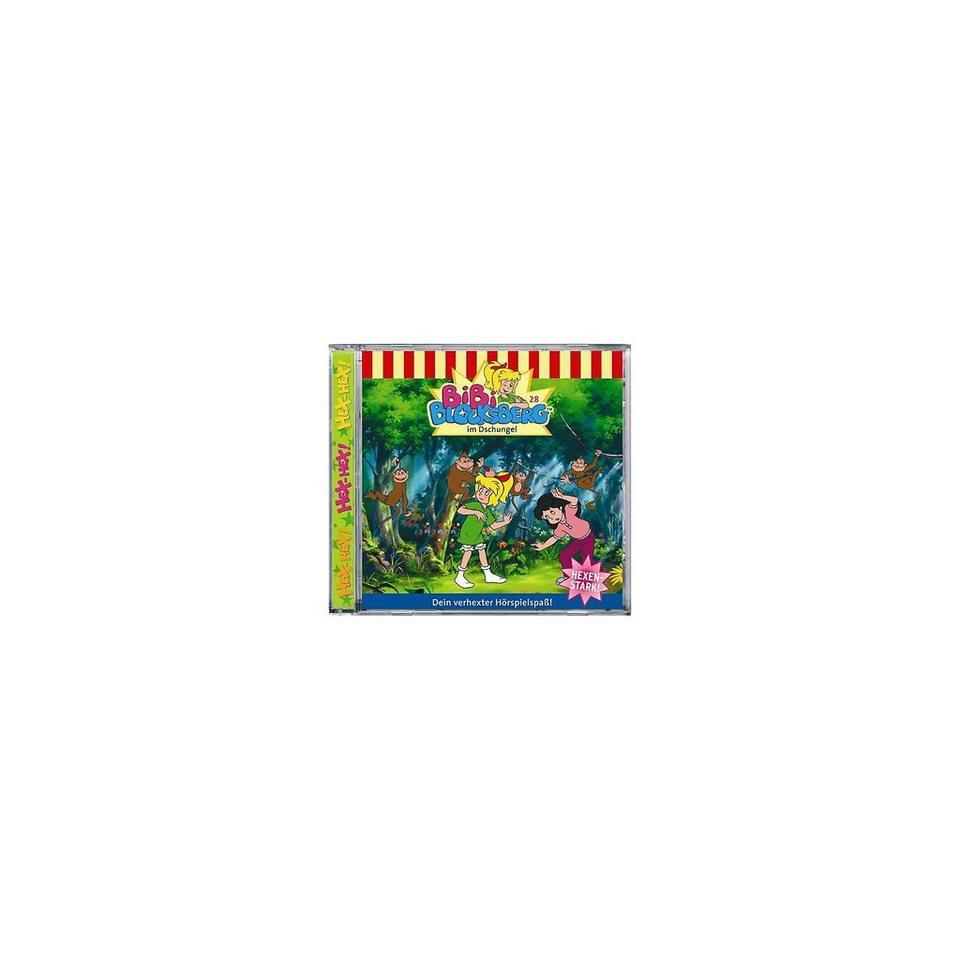 Kiddinx CD Bibi Blocksberg 28: ... im Dschungel