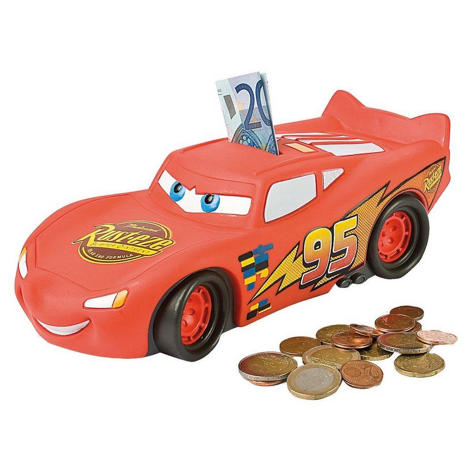 BULLYLAND Spardose Walt Disney CARS 2 - Lightning McQueen