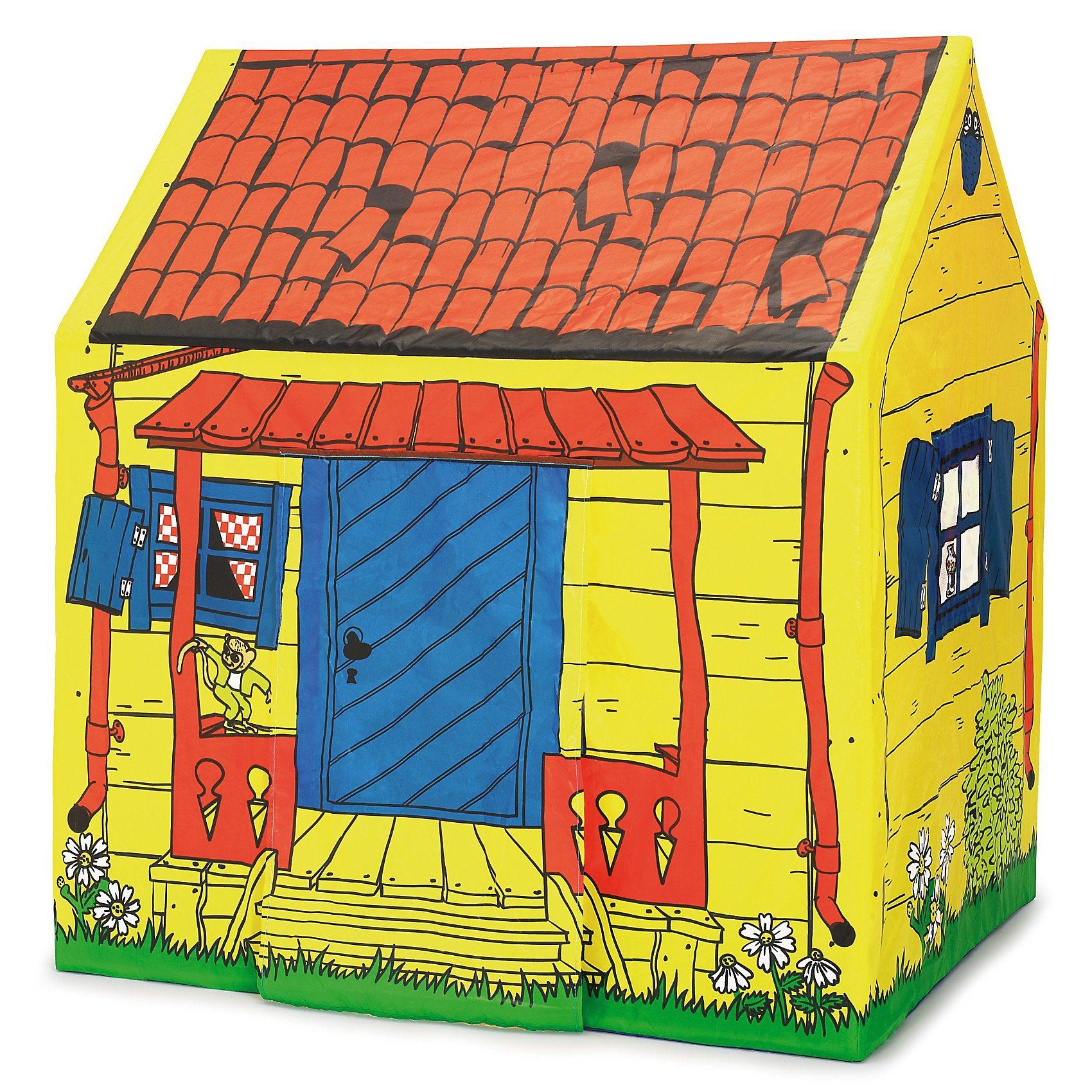 Glow2B Pippi Langstrumpf Spielhaus Villa Kunterbunt
