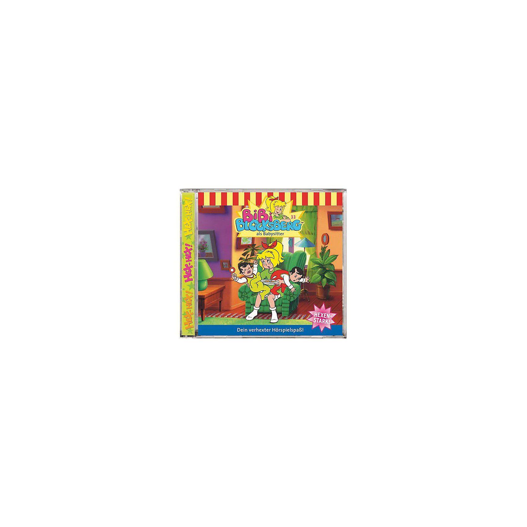 Kiddinx CD Bibi Blocksberg 33 (als Babysitter)