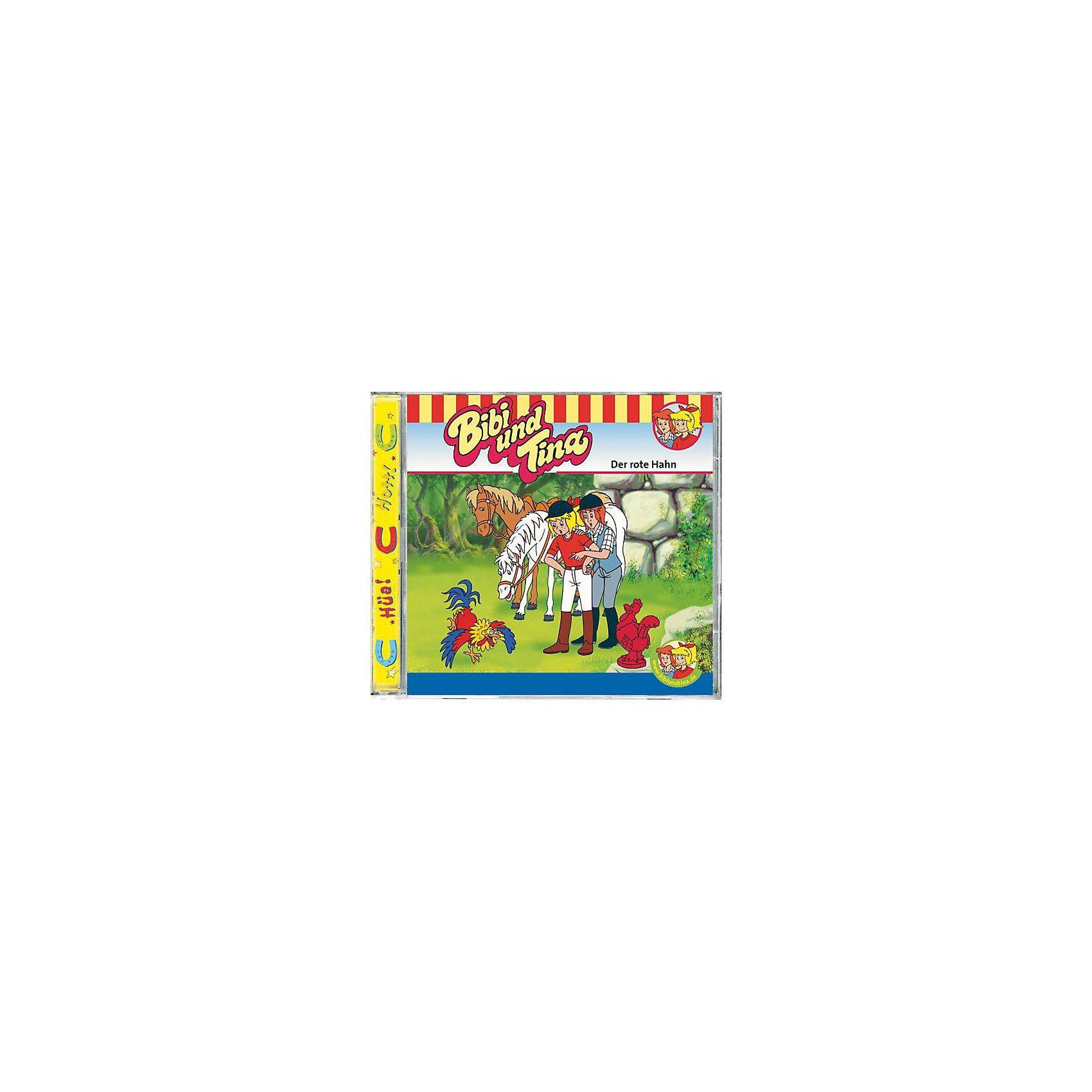 Kiddinx CD Bibi & Tina 15 - Der rote Hahn